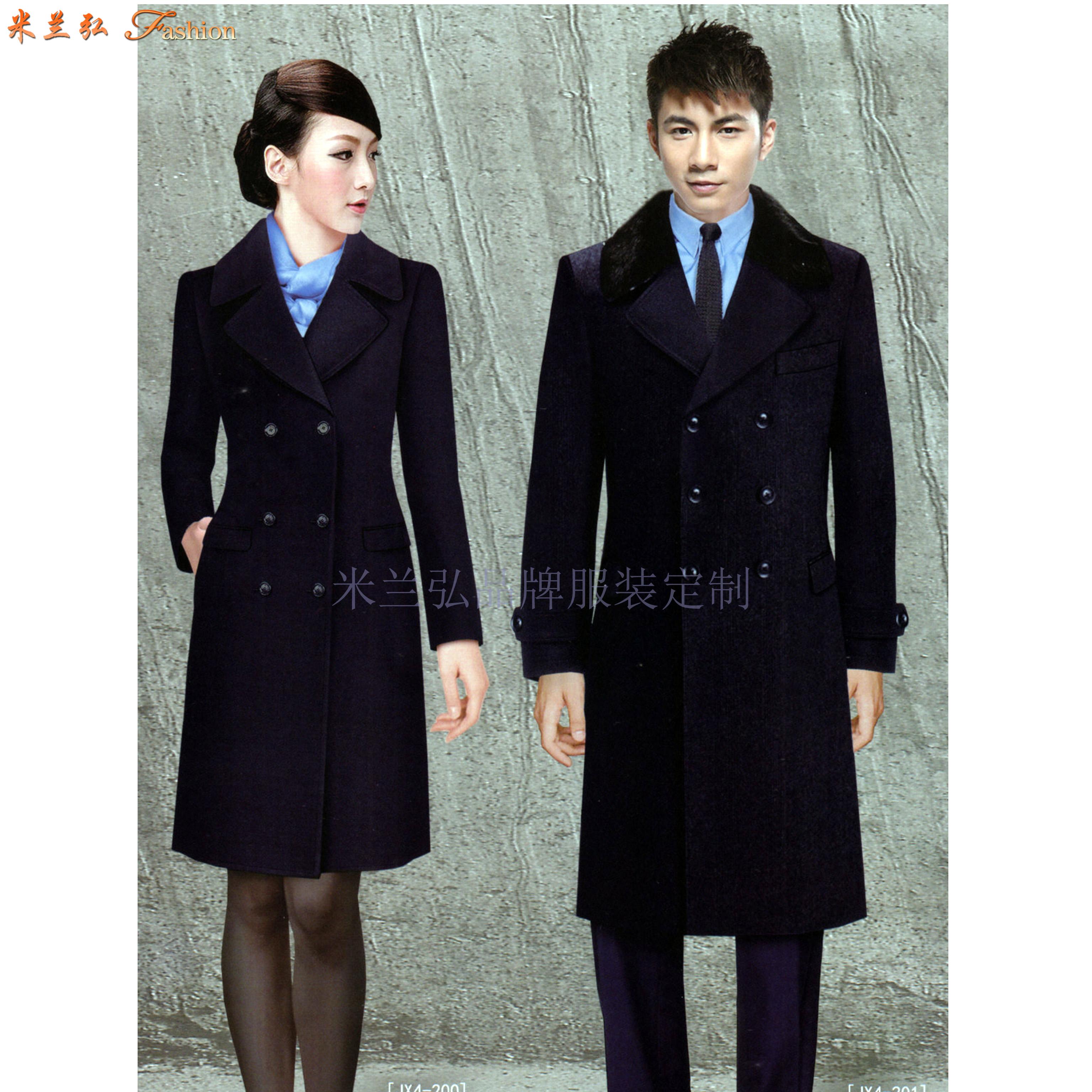 大衣定制價格多少?米蘭弘定做毛滌商務男女大衣價格低于699元-2