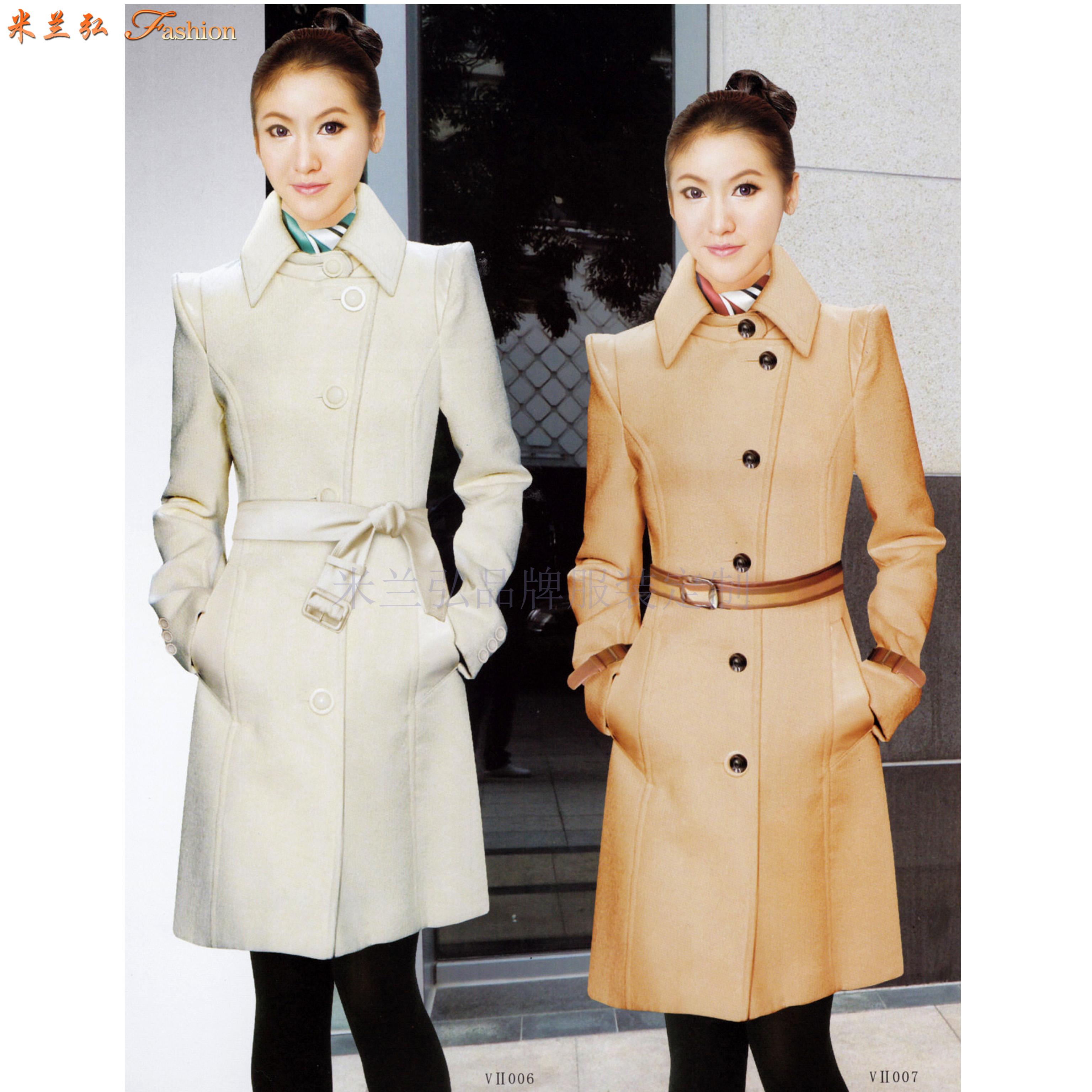 大衣定制價格多少?米蘭弘定做毛滌商務男女大衣價格低于699元-4