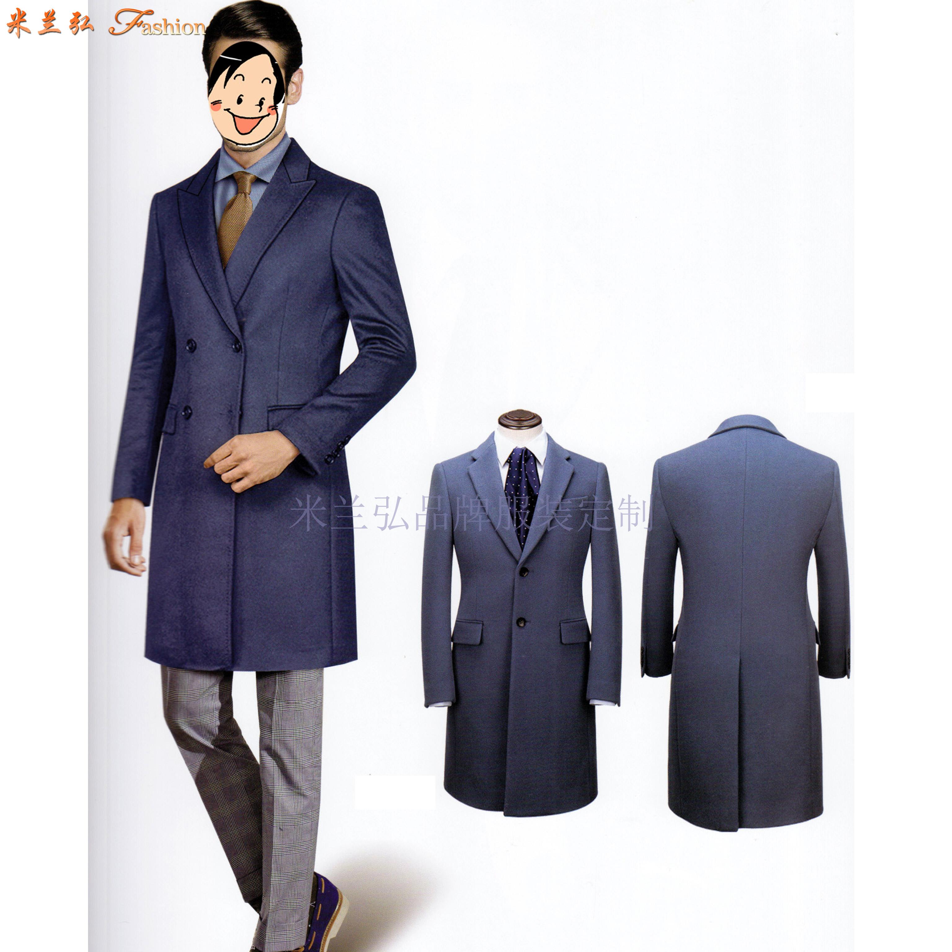 北京大衣定制_北京羊毛呢子大衣定做_北京商務大衣訂做-3