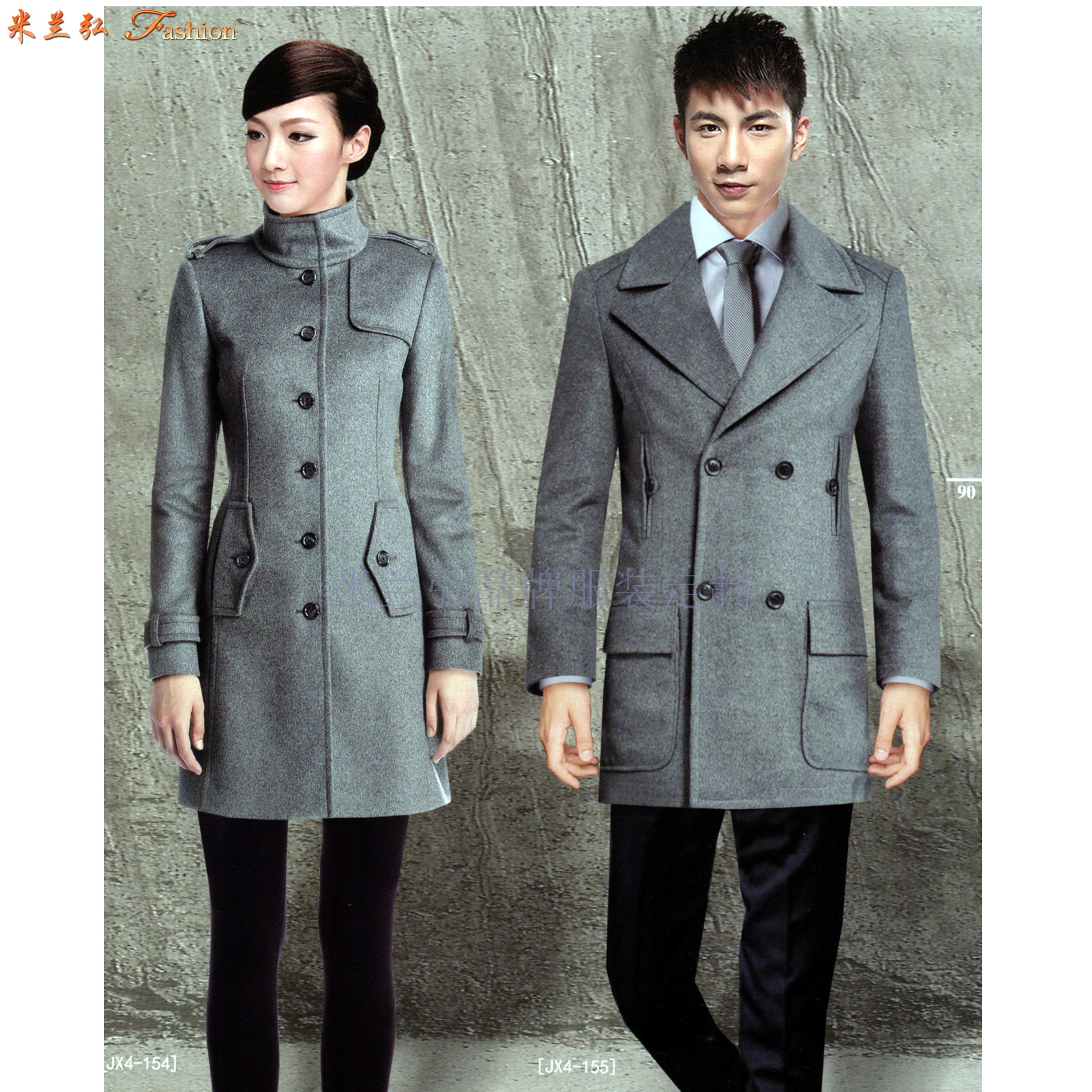 北京大衣定制_北京羊毛呢子大衣定做_北京商務大衣訂做-5