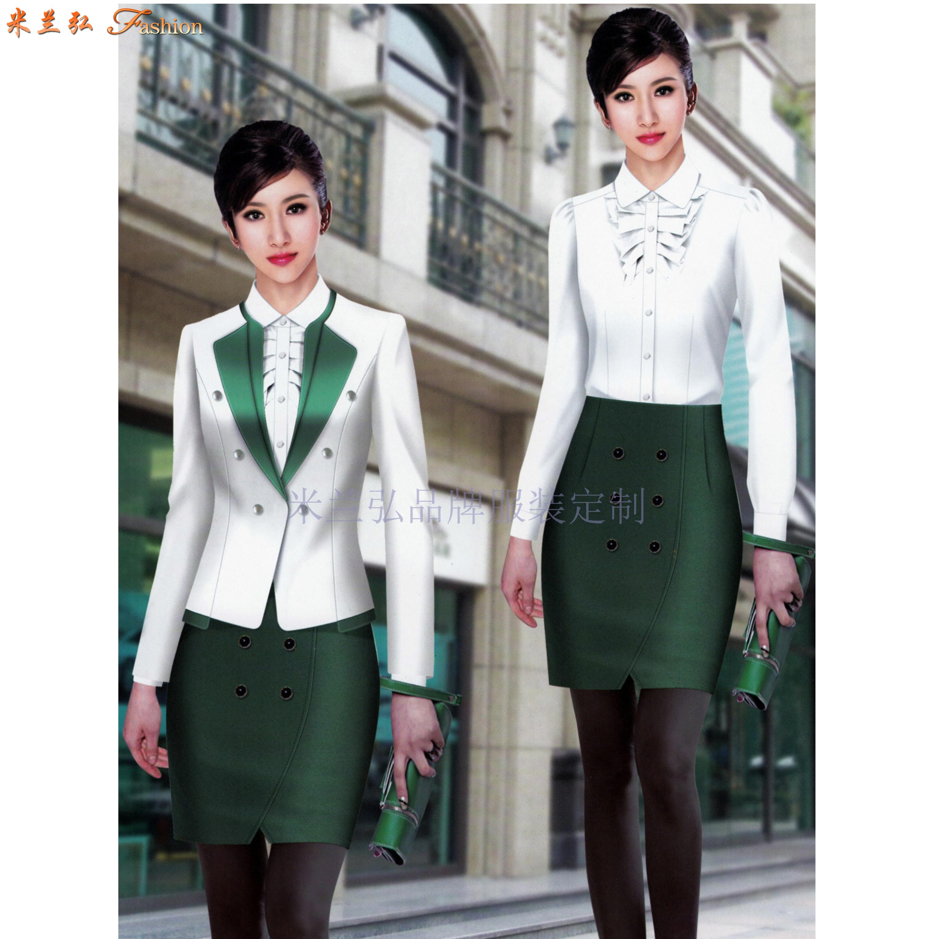 北京女士職業裝定制及北京時尚職業裝定做_北京通勤職業裝訂制-5