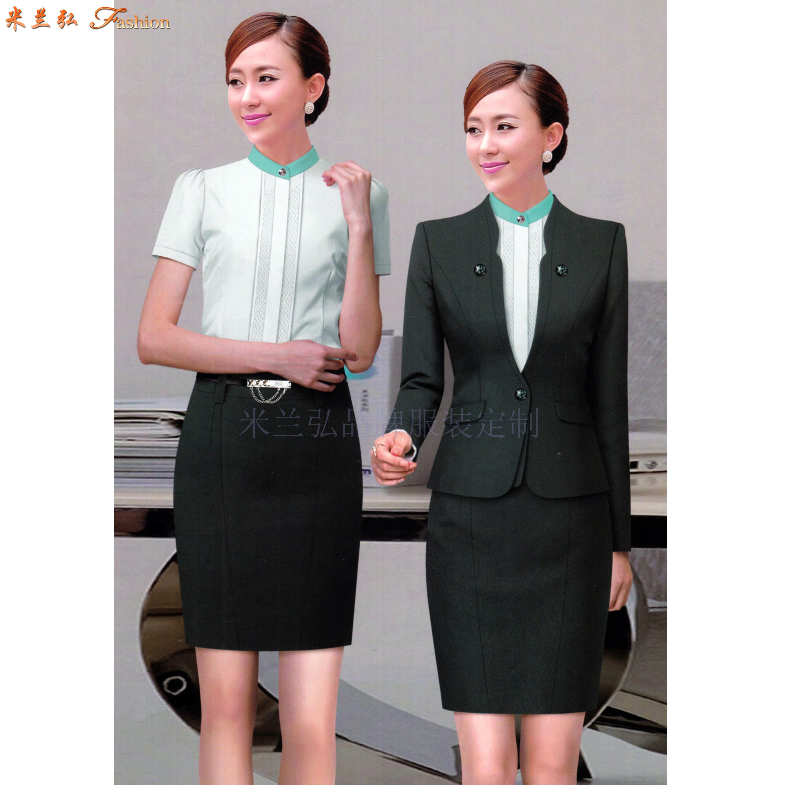 「大连定制商务西装定做品牌西服」订做正装西服厂家米兰弘👍-5