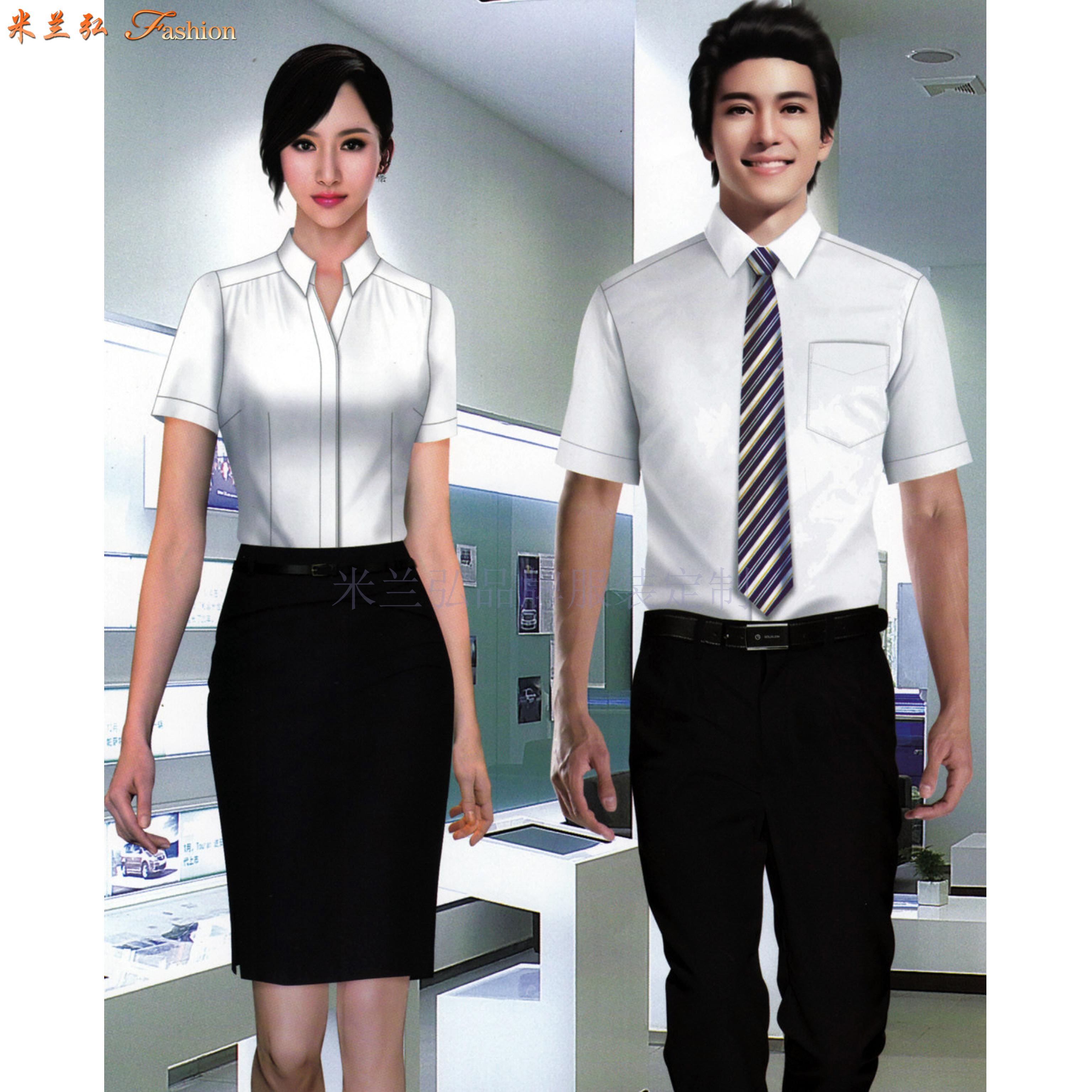 「廊坊襯衫定制」「固安男式襯衫定做」「文安女式襯衫訂做」-4