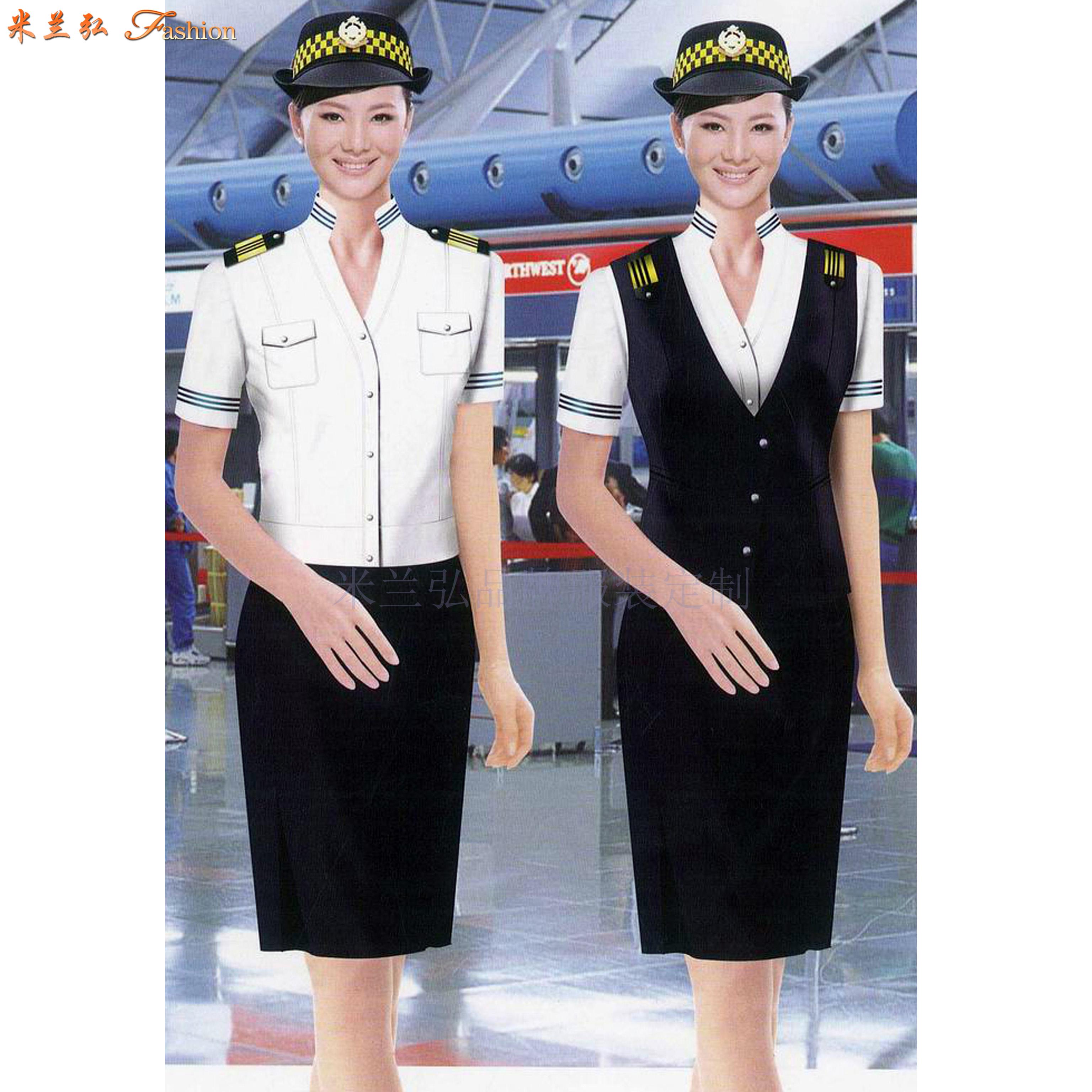 「地鐵服裝定制」「地鐵制服定做」「地鐵乘務服訂制」-3