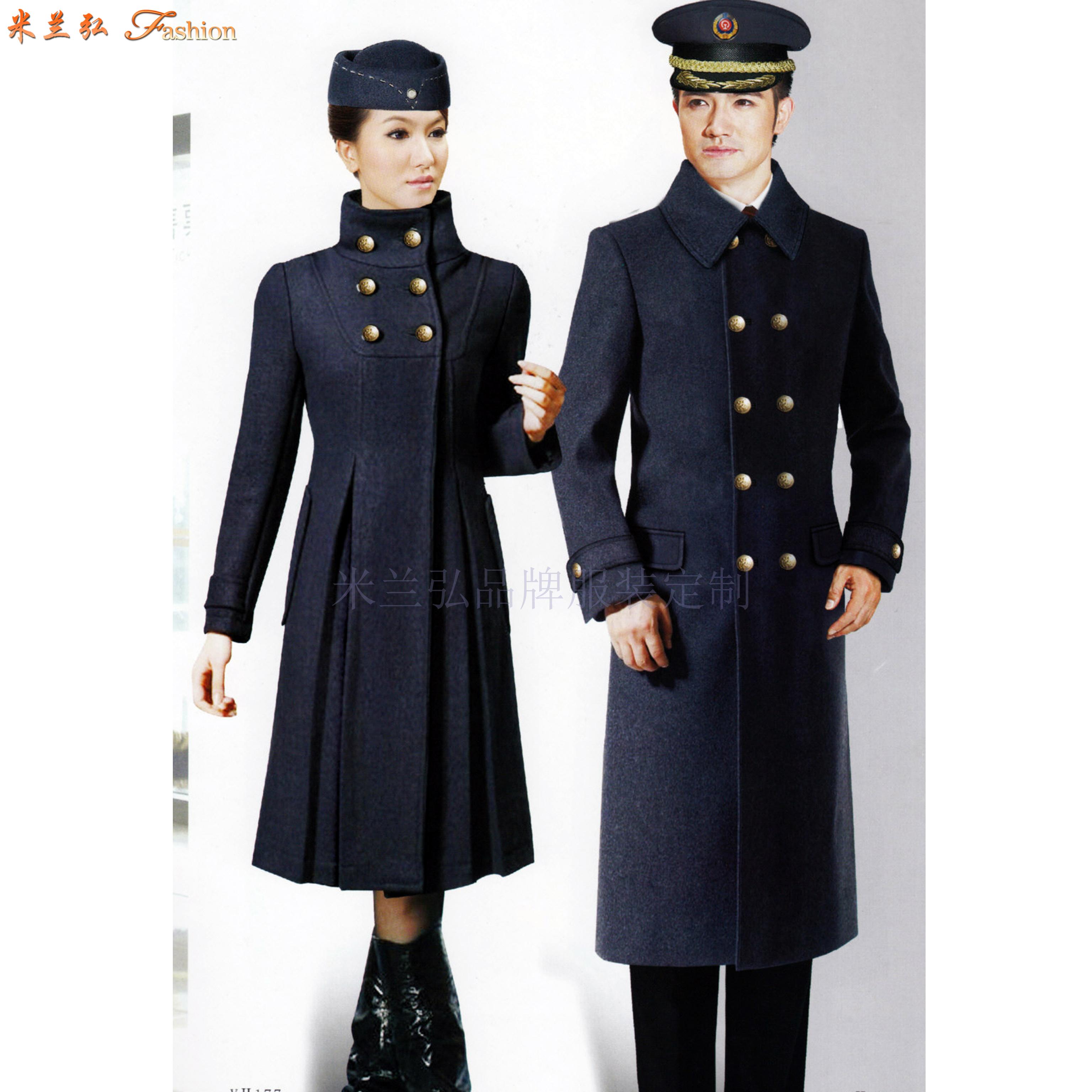 「高鐵大衣定制」「高鐵羊毛大衣定做」「高鐵乘務大衣訂制」-2