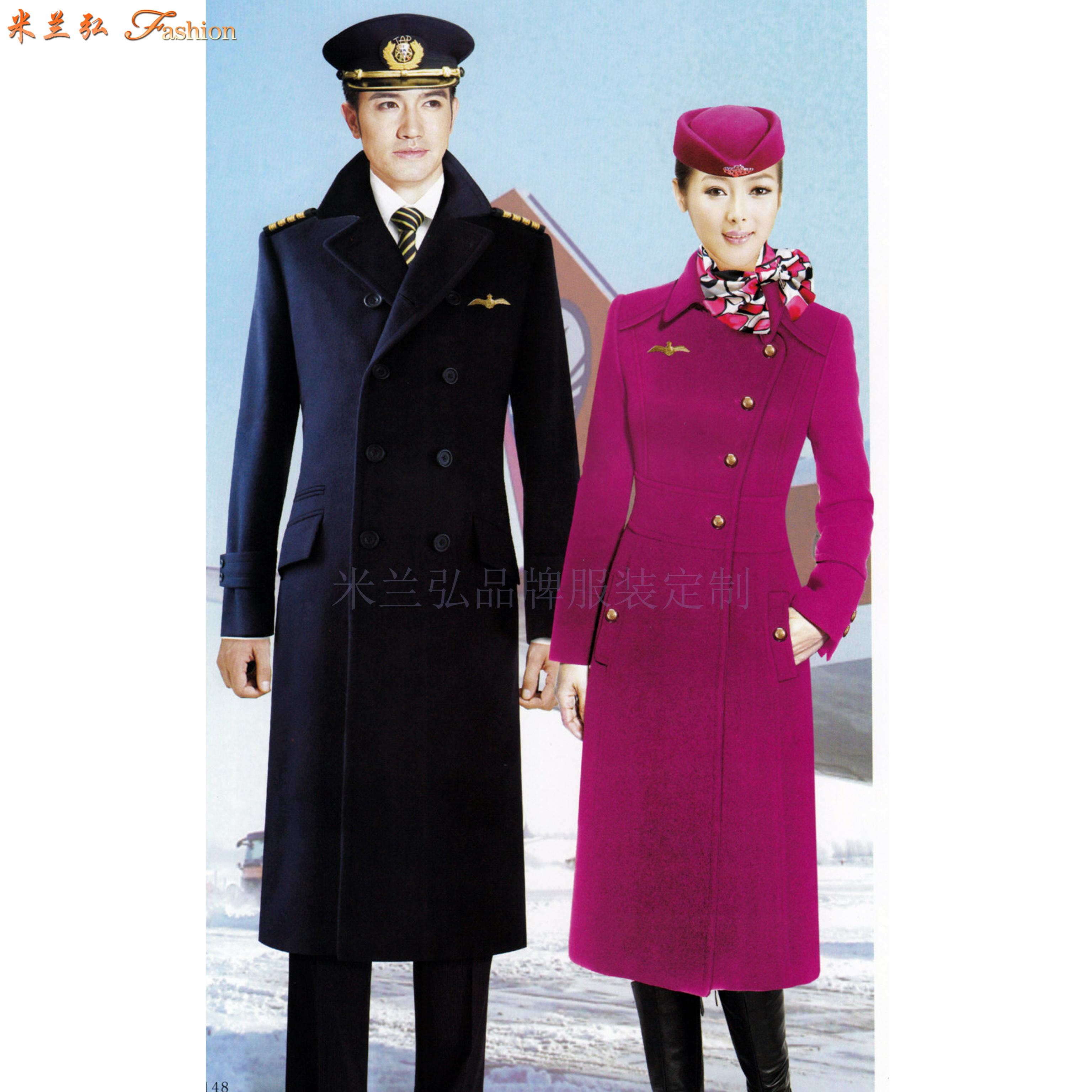 「高鐵大衣定制」「高鐵羊毛大衣定做」「高鐵乘務大衣訂制」-4