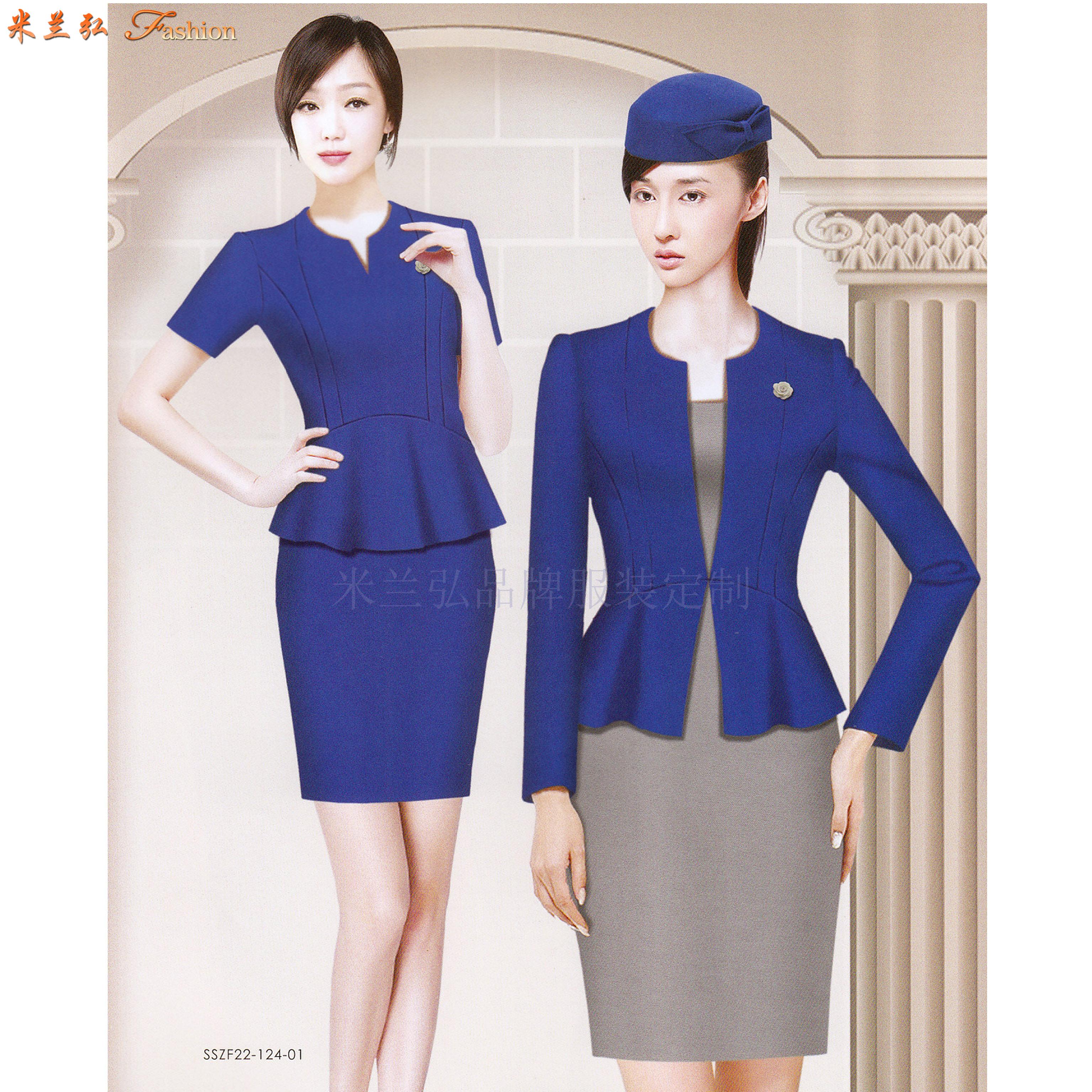 「航空服裝定制」「航空制服定做」「航空乘務服訂制」-3