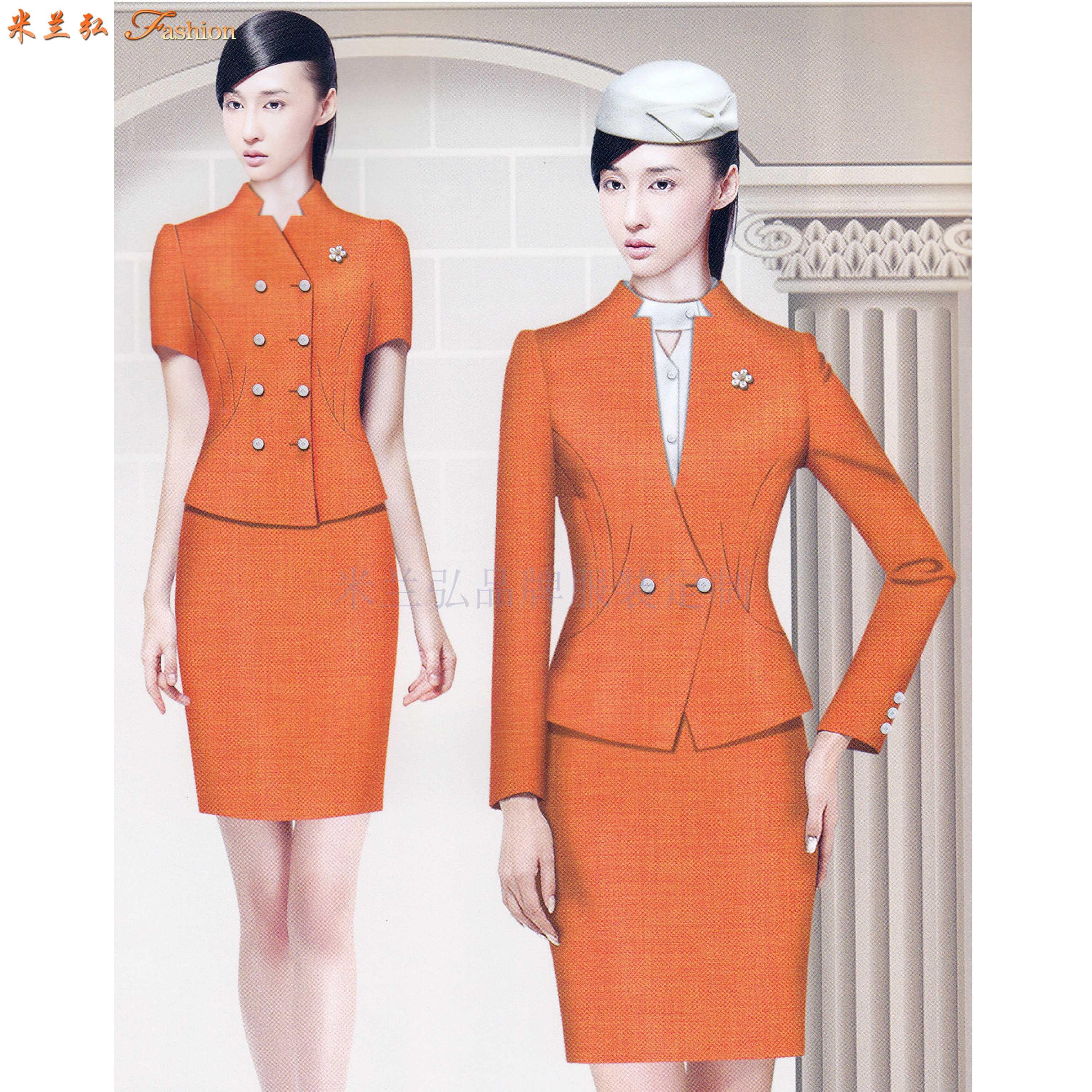「航空服裝定制」「航空制服定做」「航空乘務服訂制」-4