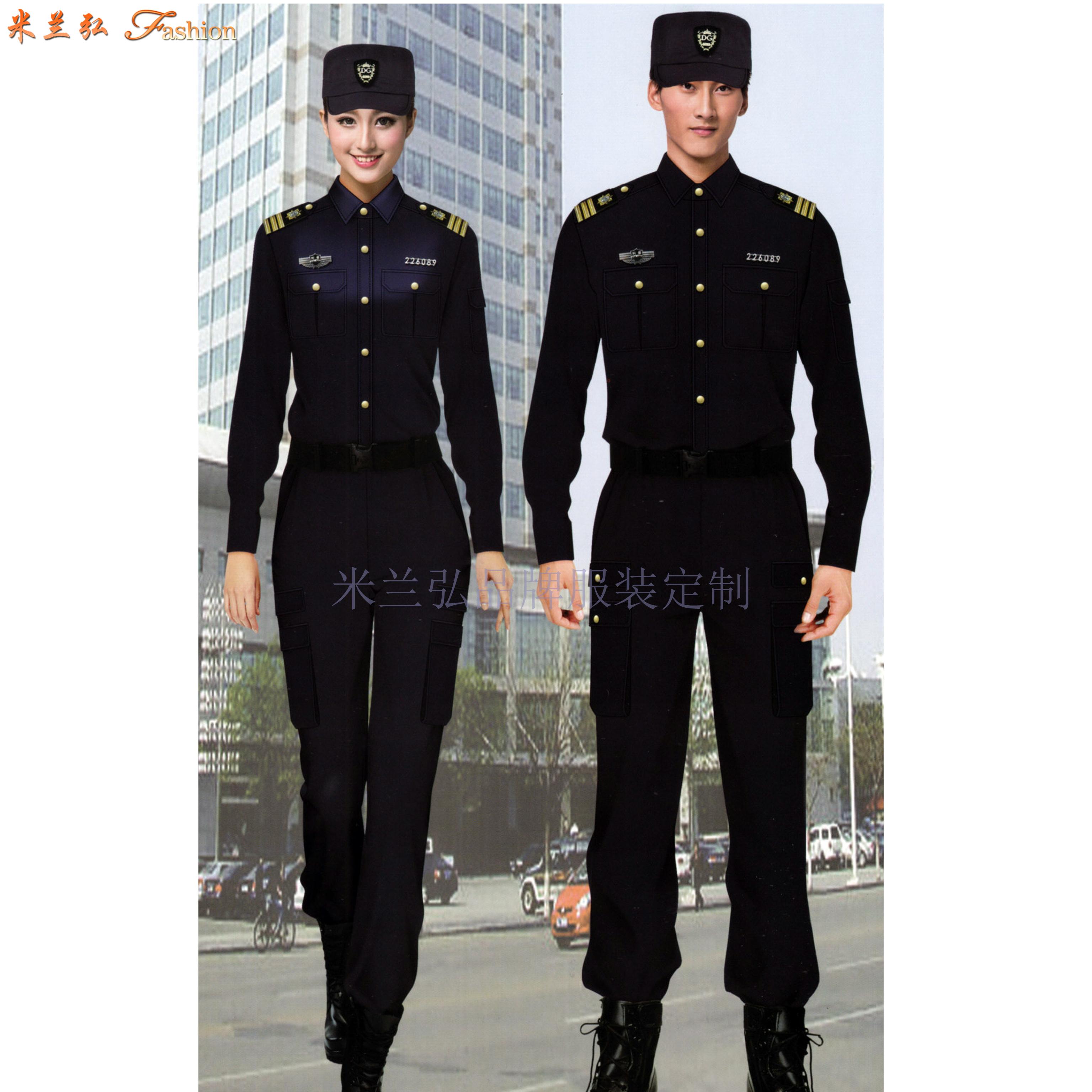 「北京安检服订做」「地铁安检服定作」「城轨安检服定制」👍-2