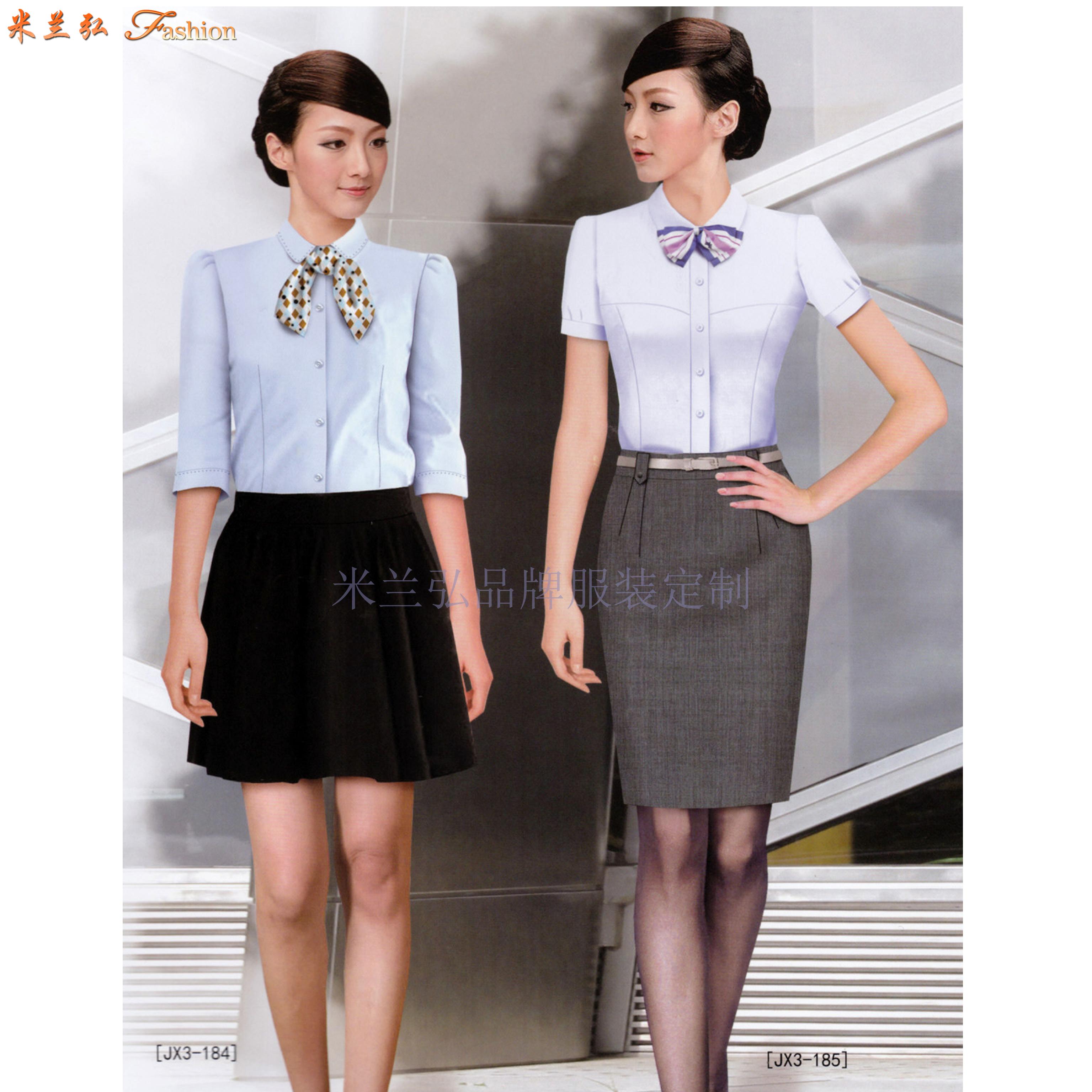 「高级衬衫定制」「私人衬衫定做」品牌衬衫订制厂家-米兰弘-1