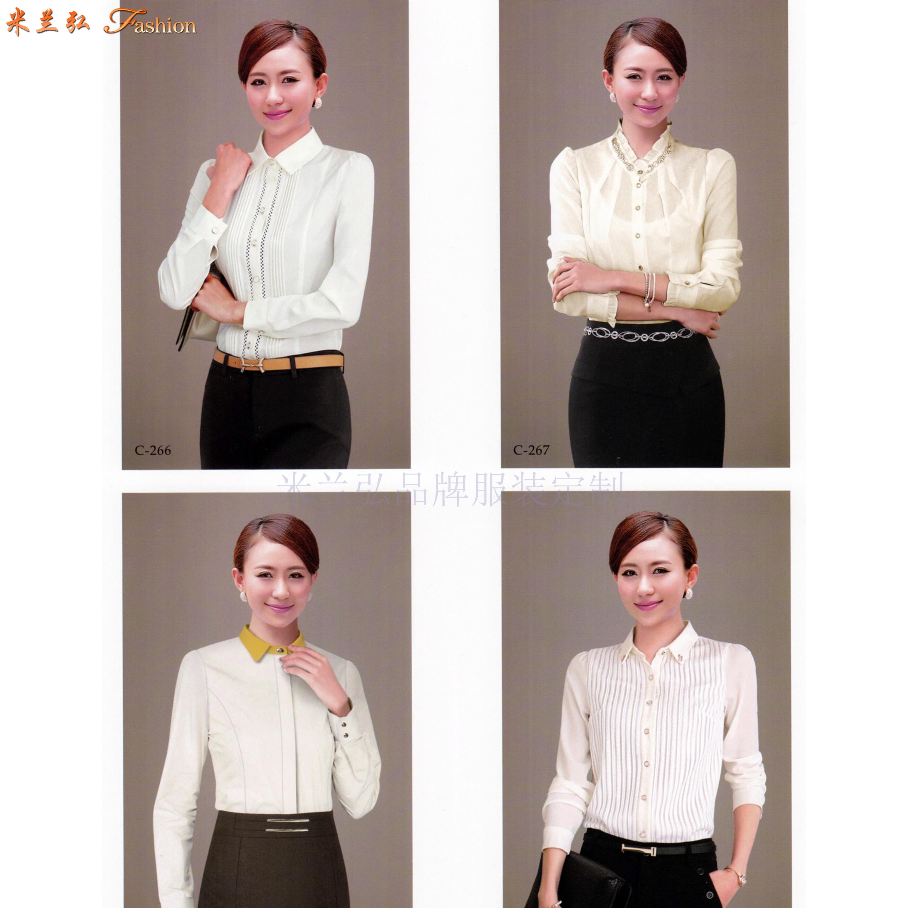 「高级衬衫定制」「私人衬衫定做」品牌衬衫订制厂家-米兰弘-4