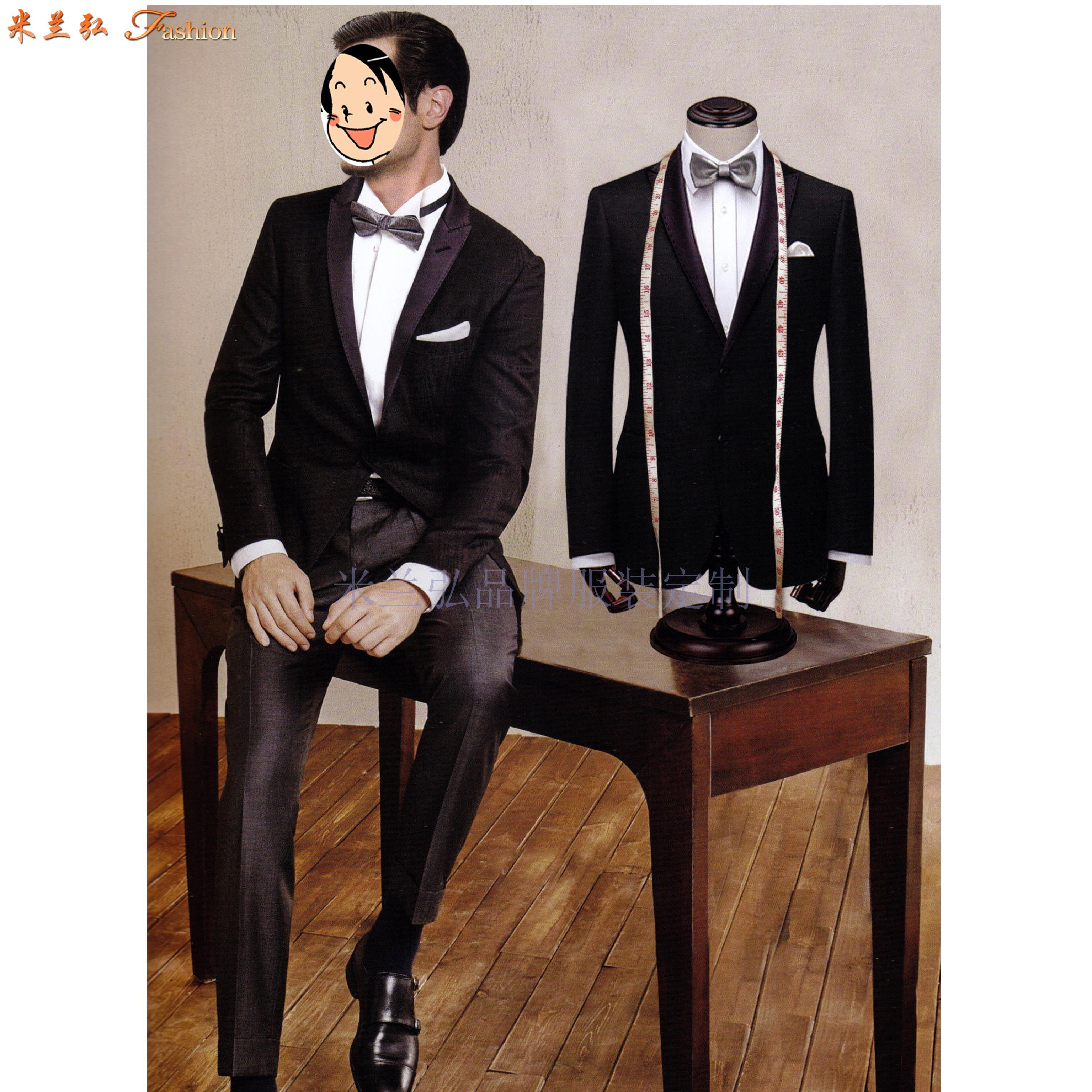 「男士商务西服定做」「男式羊毛西服定制」「男式品牌西装订制」-1