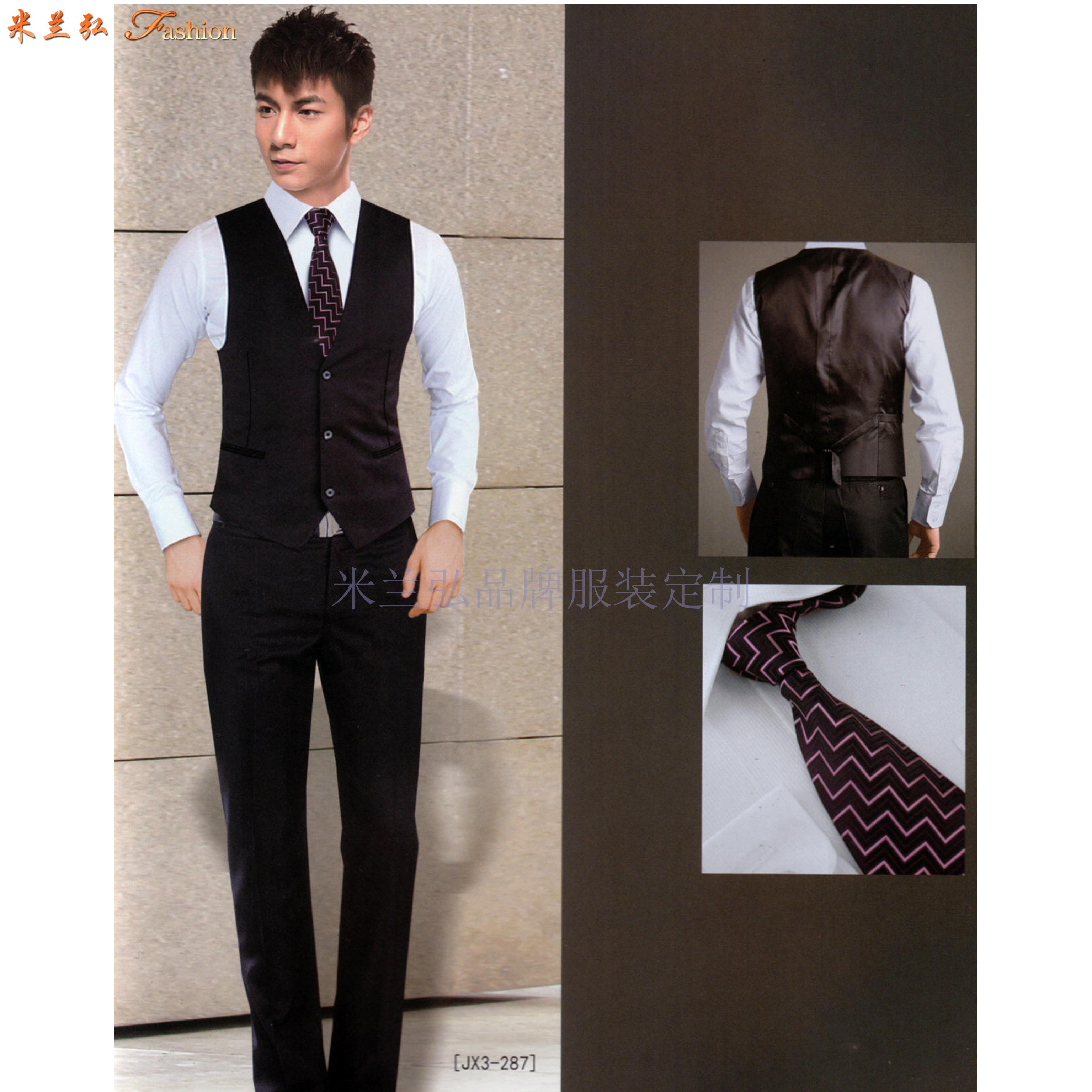 「男士商务西服定做」「男式羊毛西服定制」「男式品牌西装订制」-2