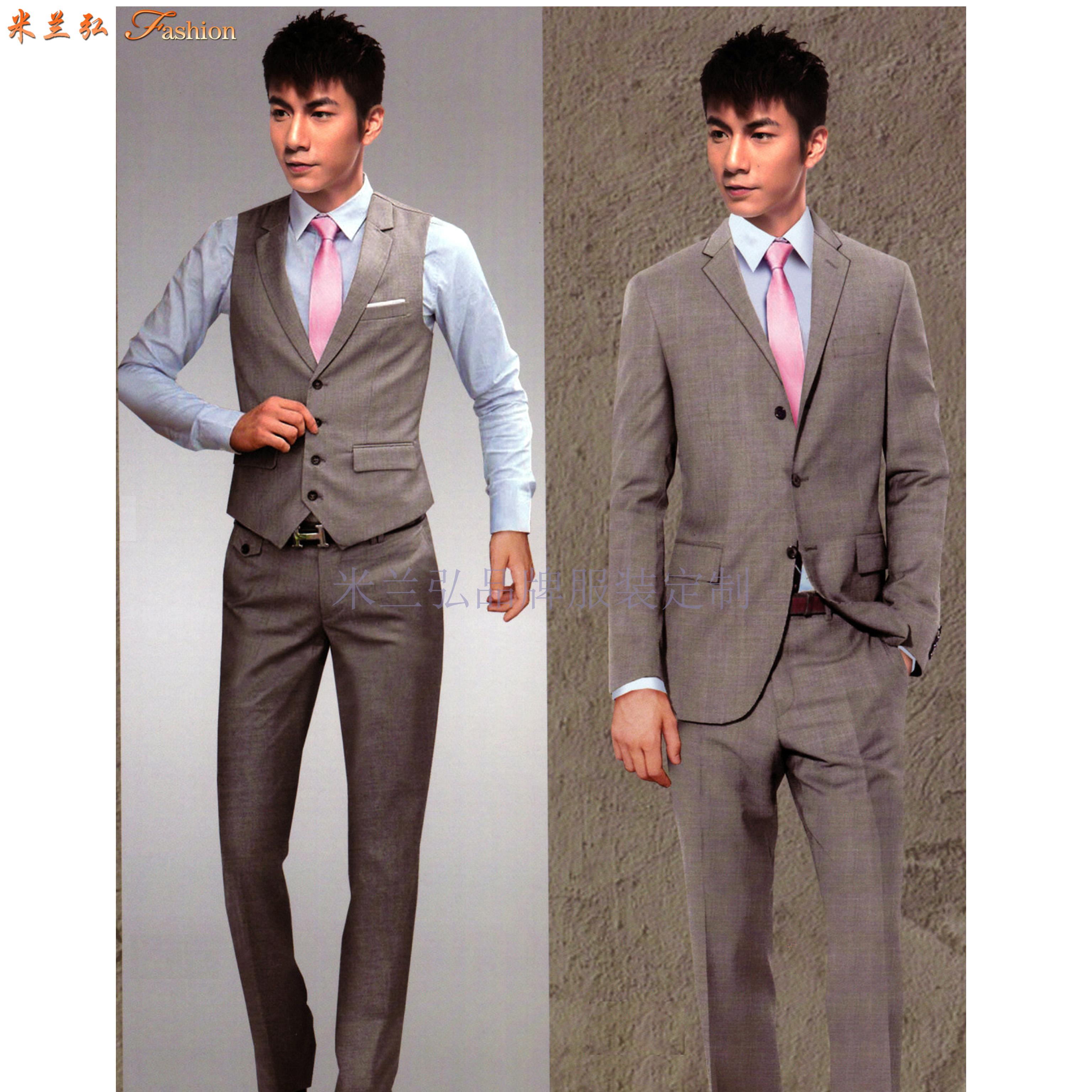 「北京西装定制」「北京西装订制」-米兰弘品牌西装👍-2
