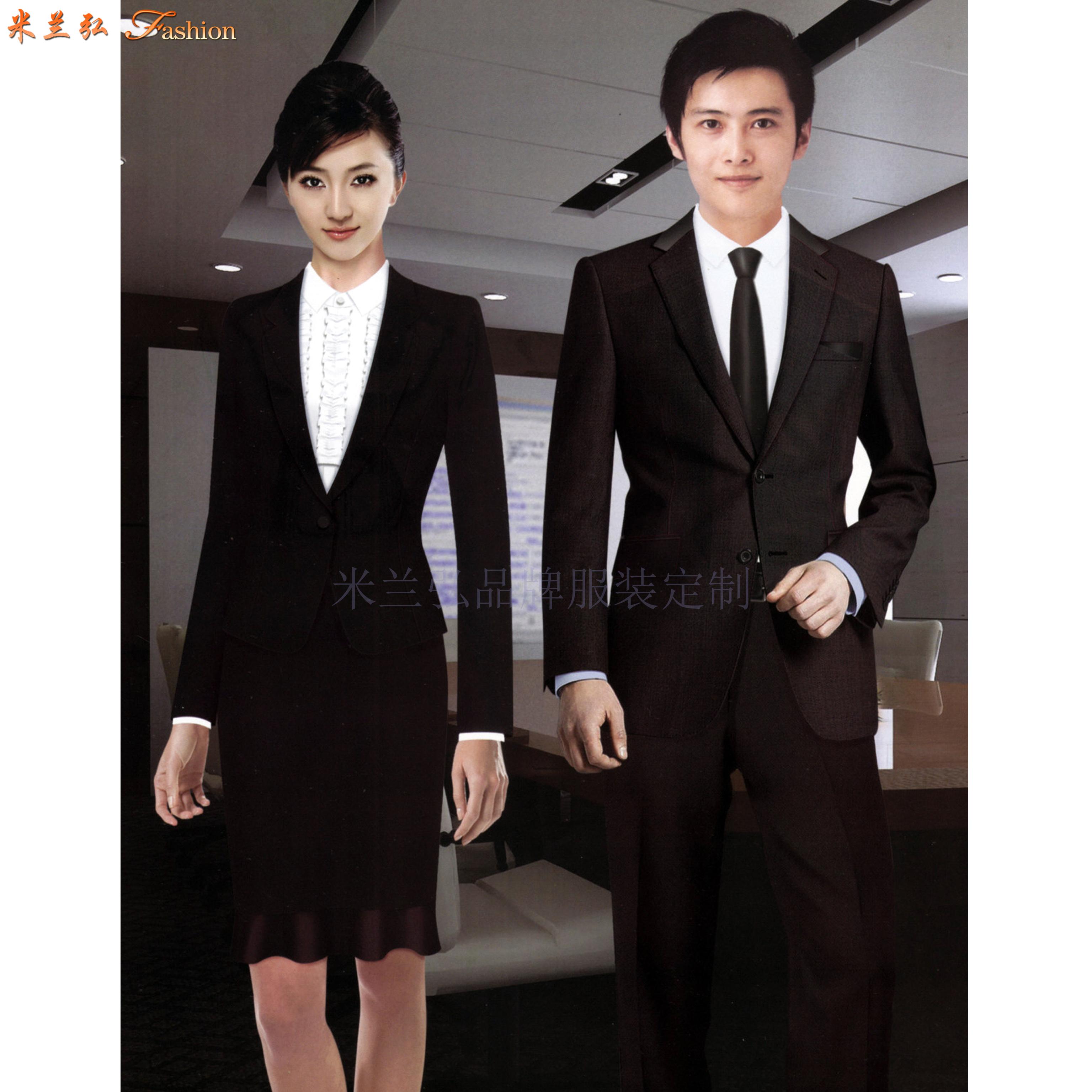 「北京正裝定制」「北京正裝訂做」推薦西裝革履米蘭弘品牌服裝-1