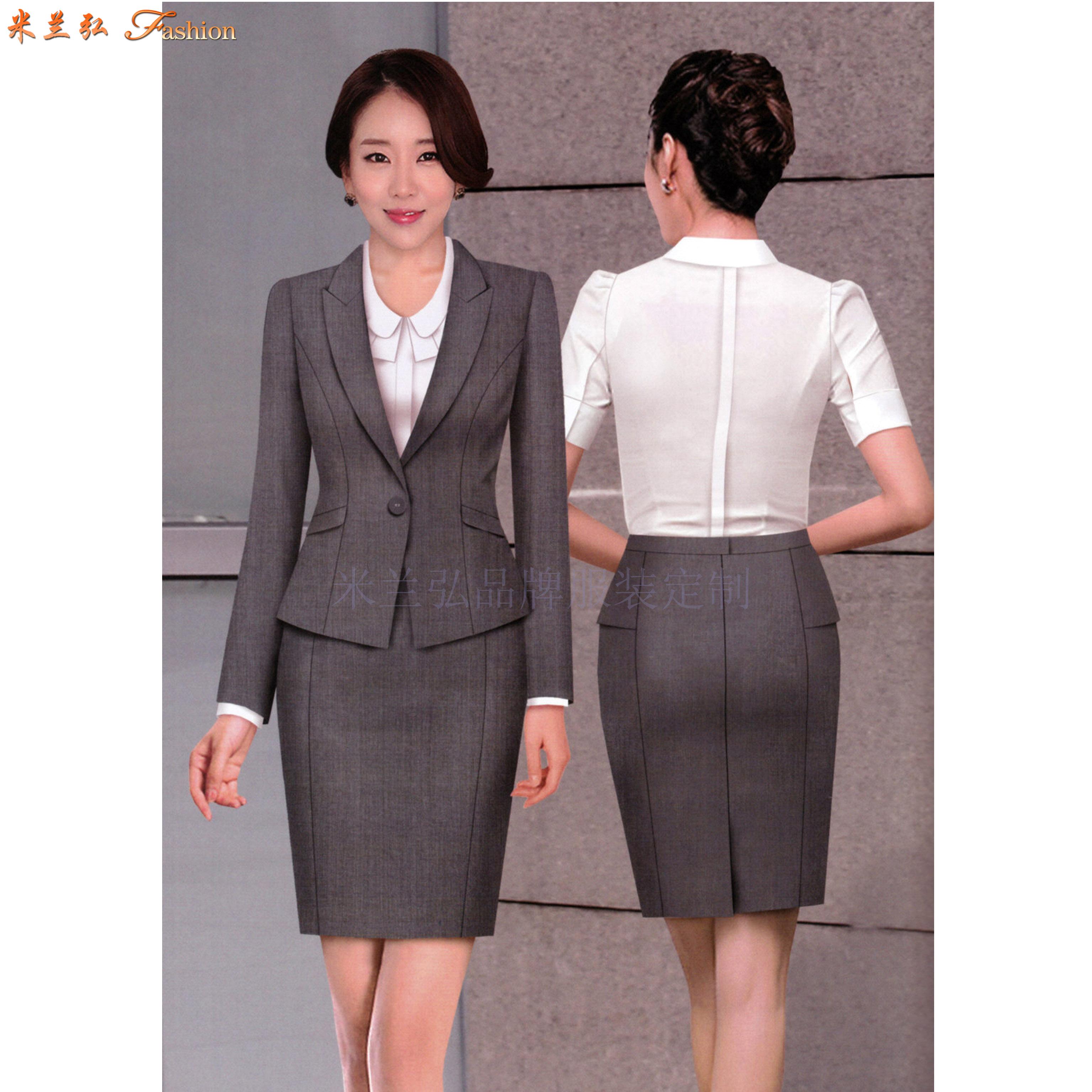 「北京正裝定制」「北京正裝訂做」推薦西裝革履米蘭弘品牌服裝-2