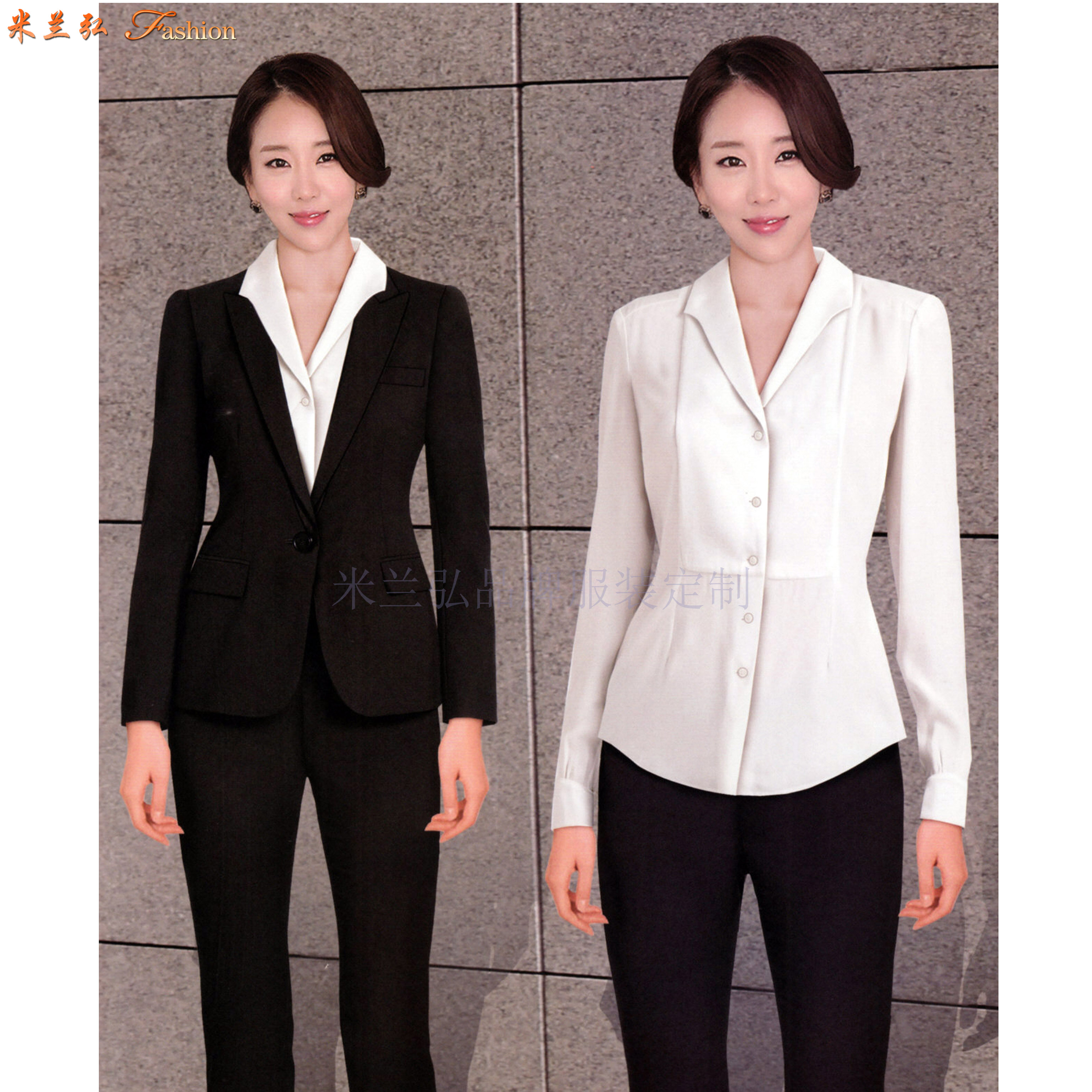 「西服」北京SOHO量身定制正裝西服的專業公司-米蘭弘服裝-3