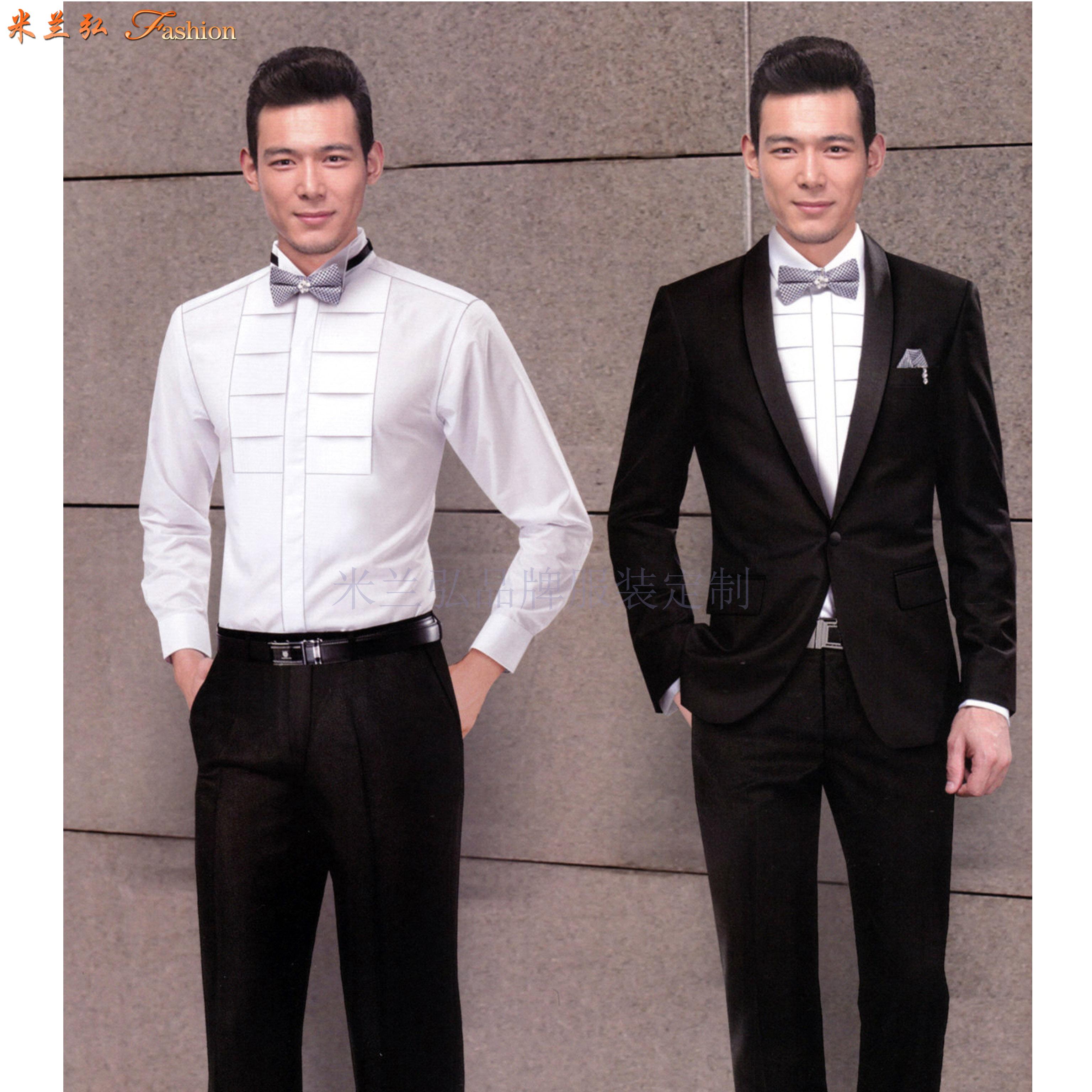 「西服」北京SOHO量身定制正裝西服的專業公司-米蘭弘服裝-5