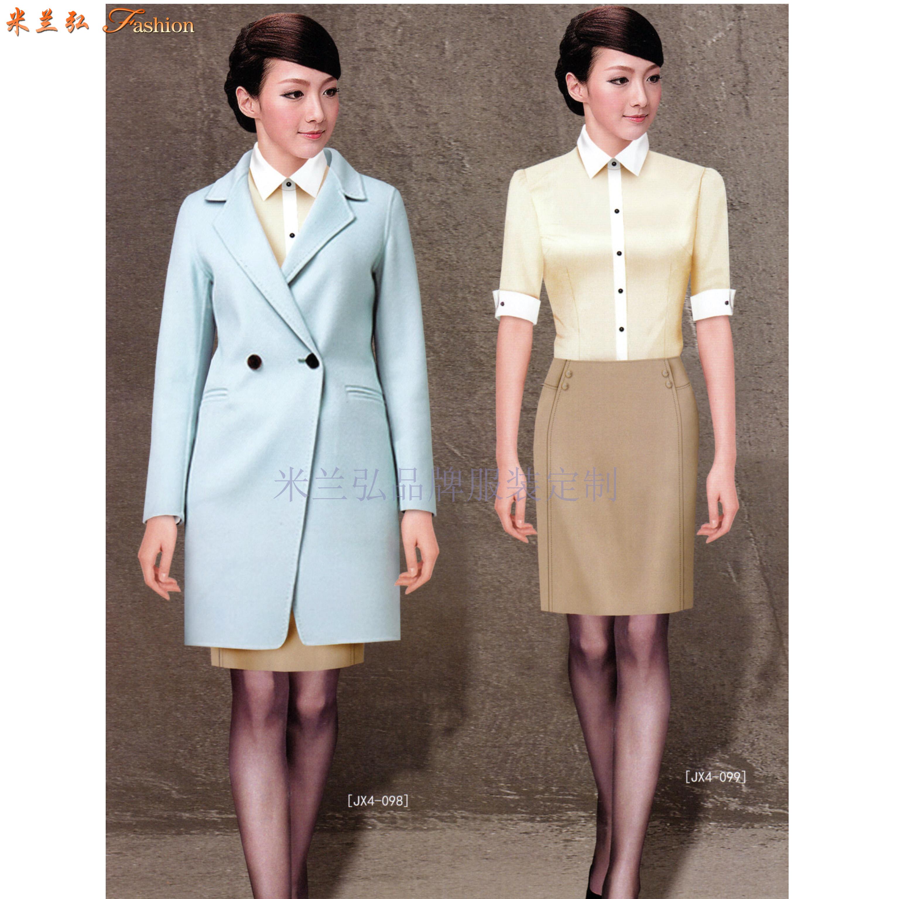 「大衣」北京量體定制訂做呢子羊毛大衣的質優廠家-米蘭弘服裝-4