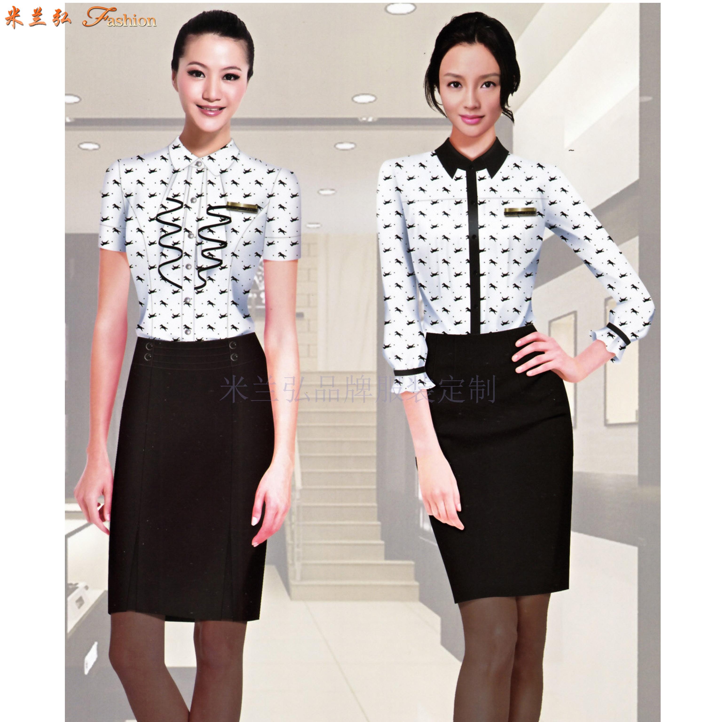 「衬衫」北京量体定制订做免熨商务衬衫的专业厂家-米兰弘服装-3