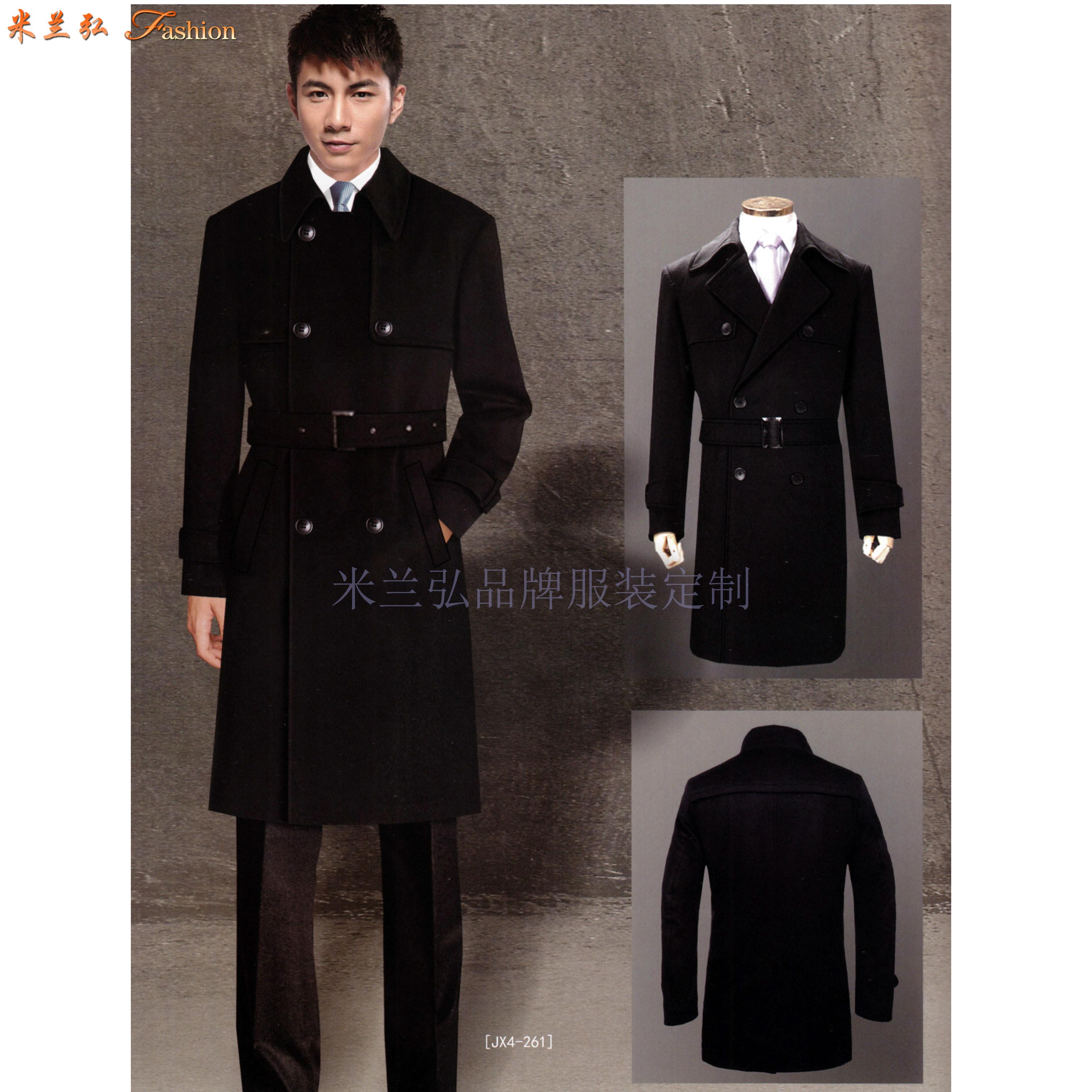 「銀川大衣定制」「靈武市大衣訂做」推薦厚實暖和米蘭弘服裝-3