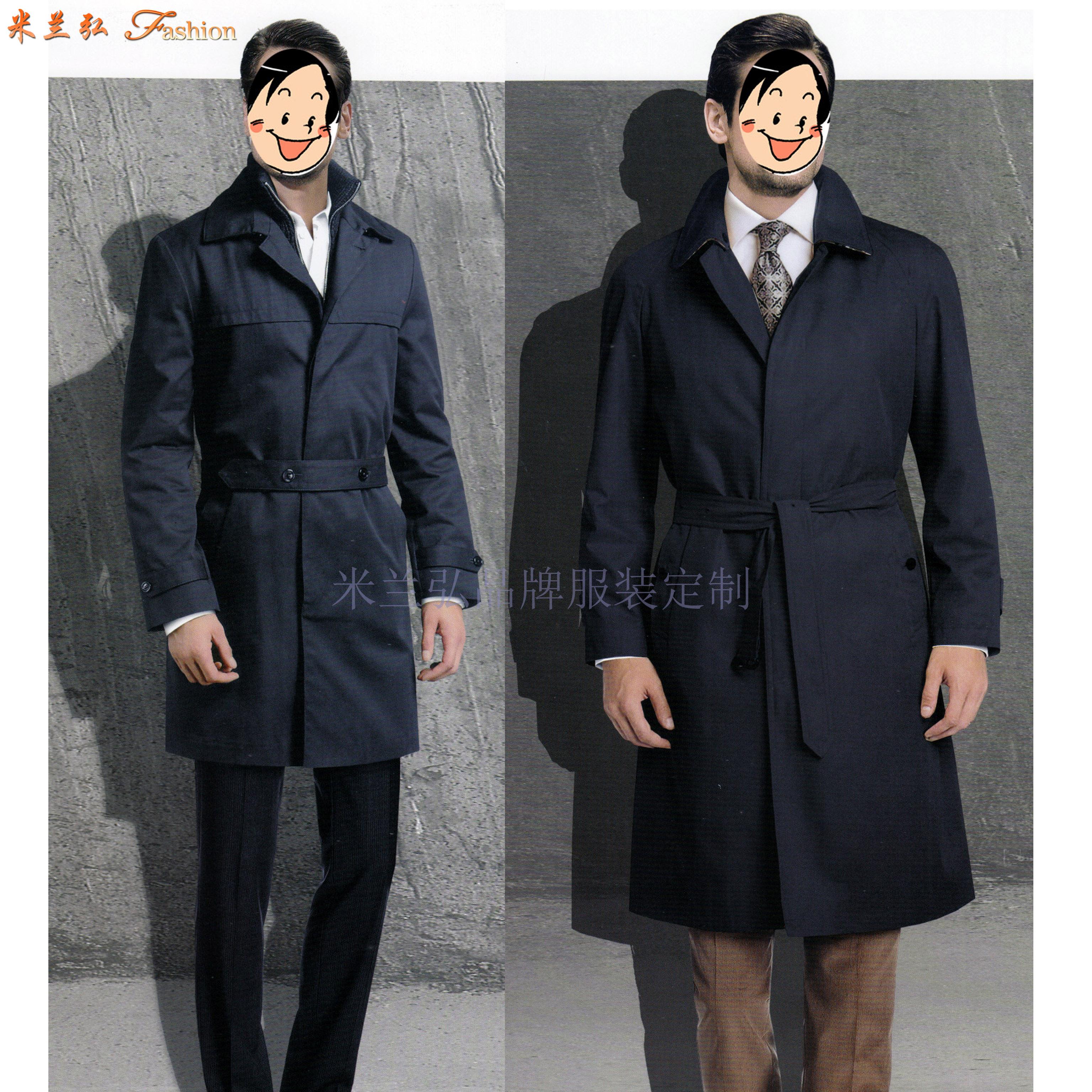 「寧夏大衣」固原市量體訂做羊毛保暖大衣工廠-米蘭弘服裝-1