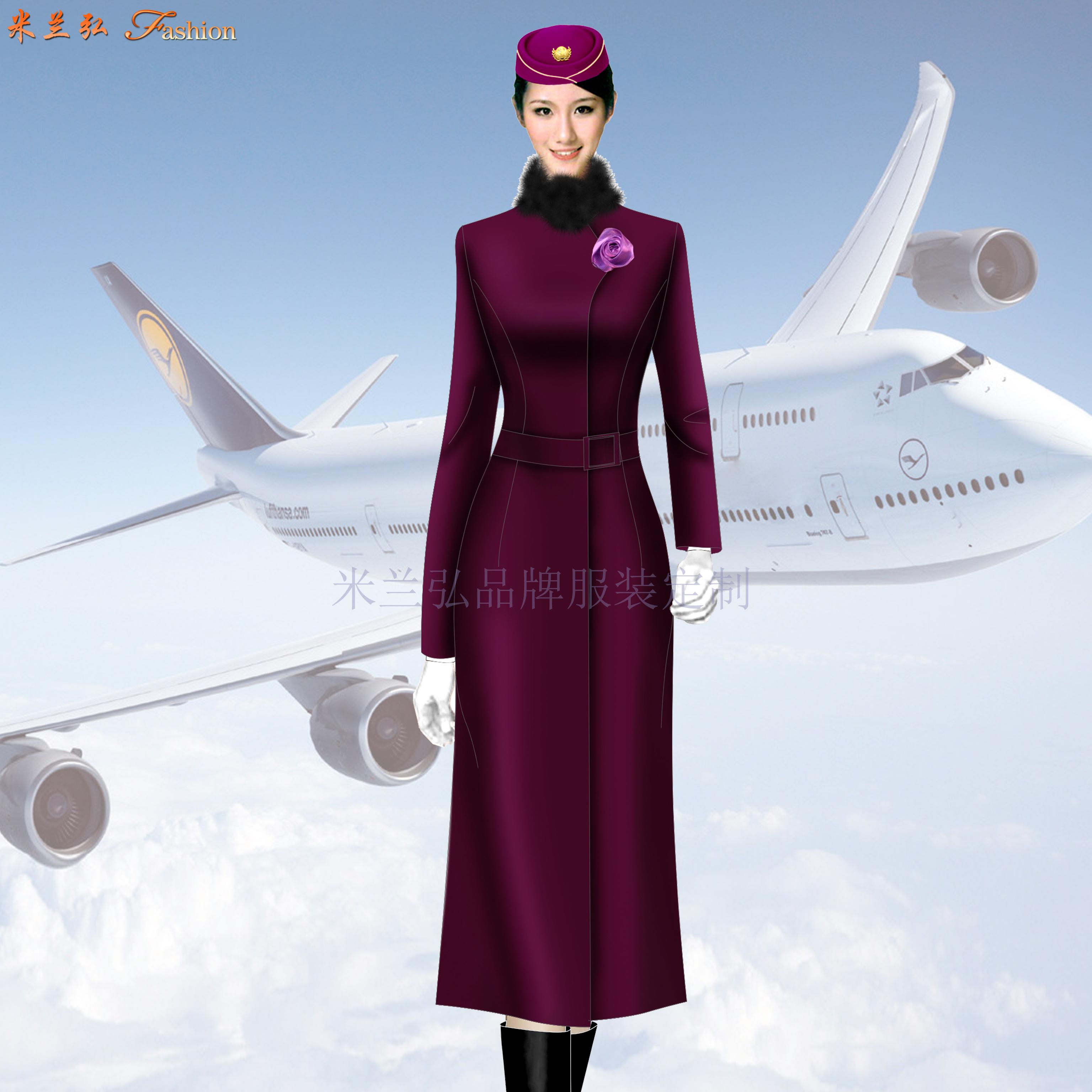 「航空大衣」量身定制各大航空公司的冬季大衣-米蘭弘服裝-3