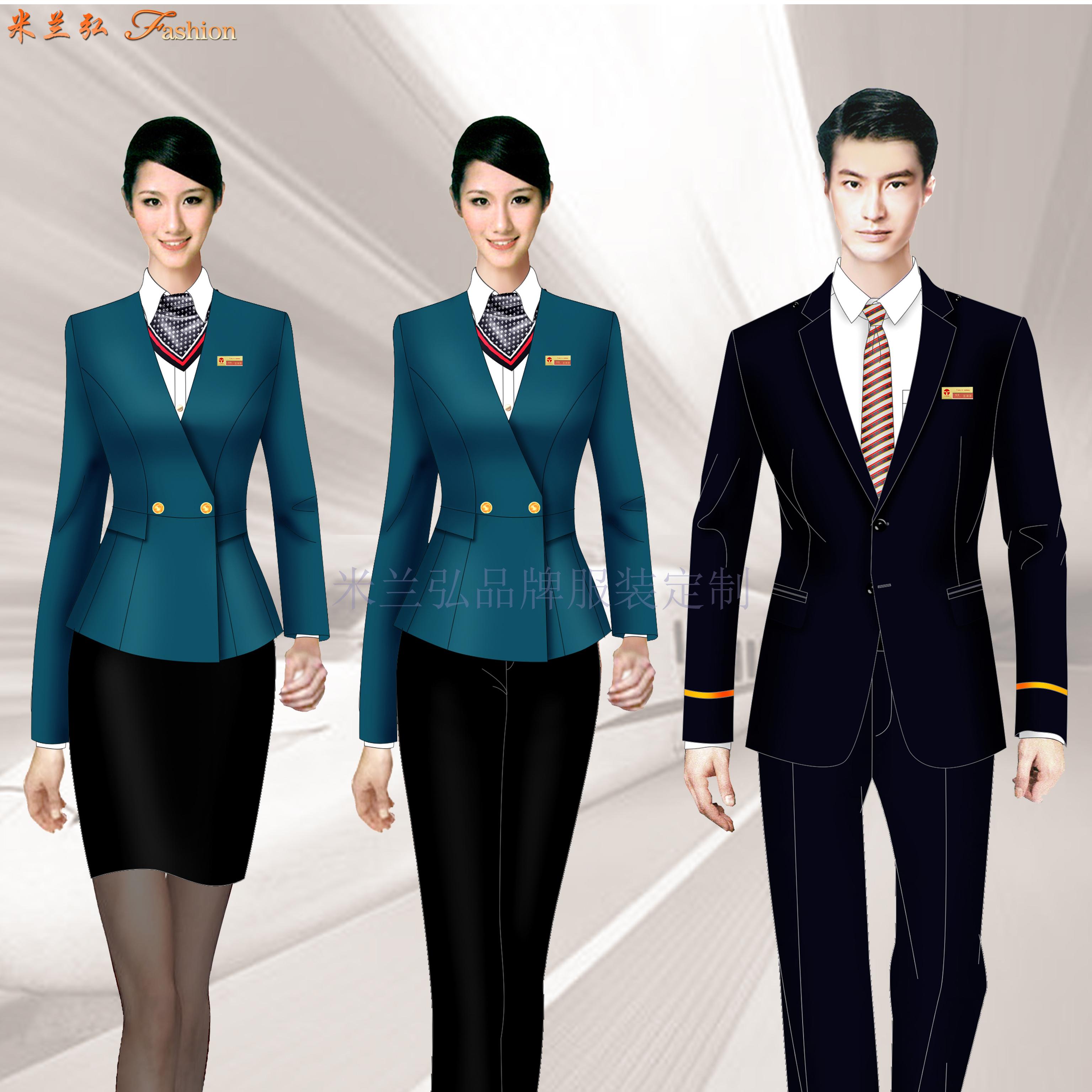 「航空工作服」供應航空公司貨真價實地勤機務工作服-米蘭弘服裝-1