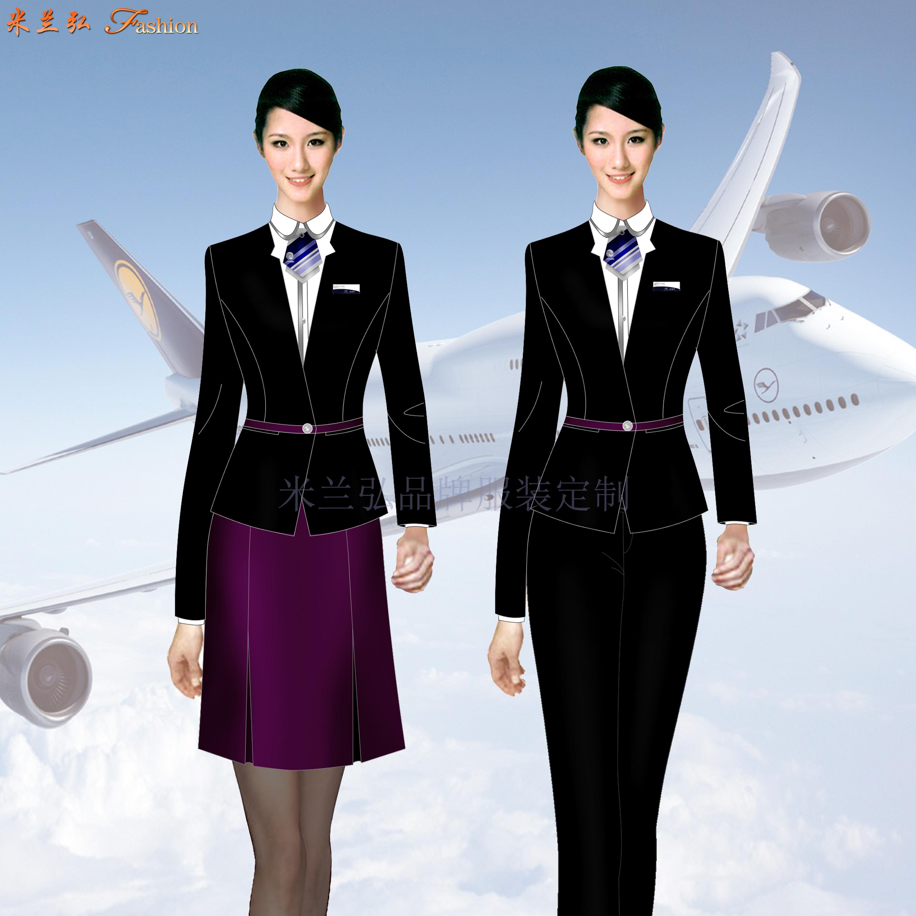 「航空工作服」供應航空公司貨真價實地勤機務工作服-米蘭弘服裝-2
