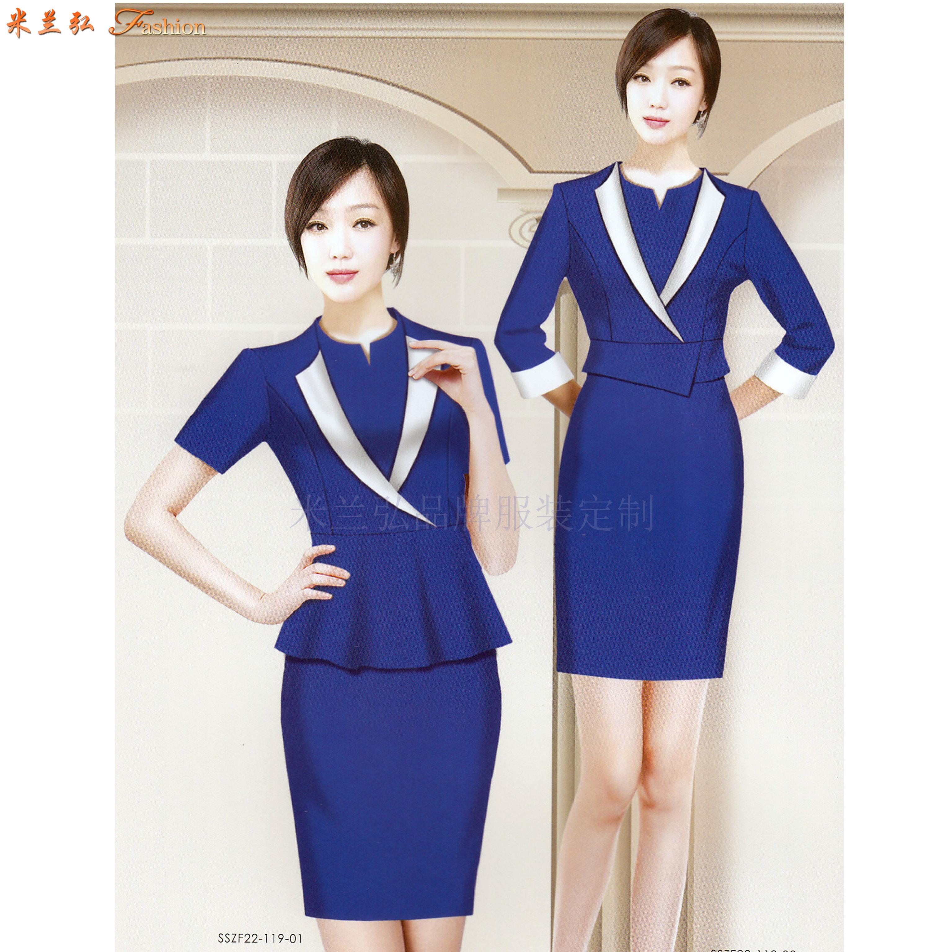 「航空工作服」供應航空公司貨真價實地勤機務工作服-米蘭弘服裝-4