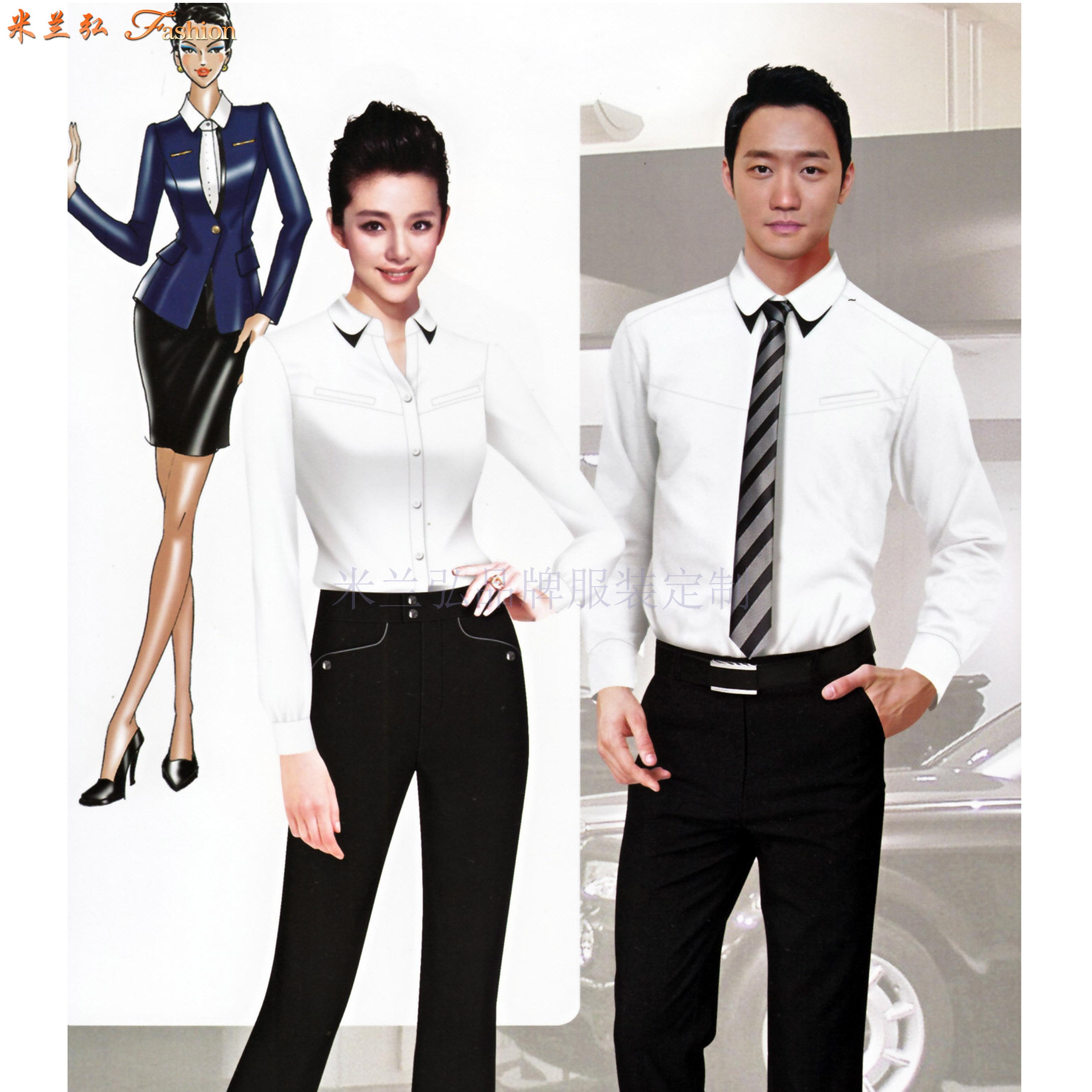 「衬衫定制」图片_价格_方法_面料_公司-米兰弘服装-1