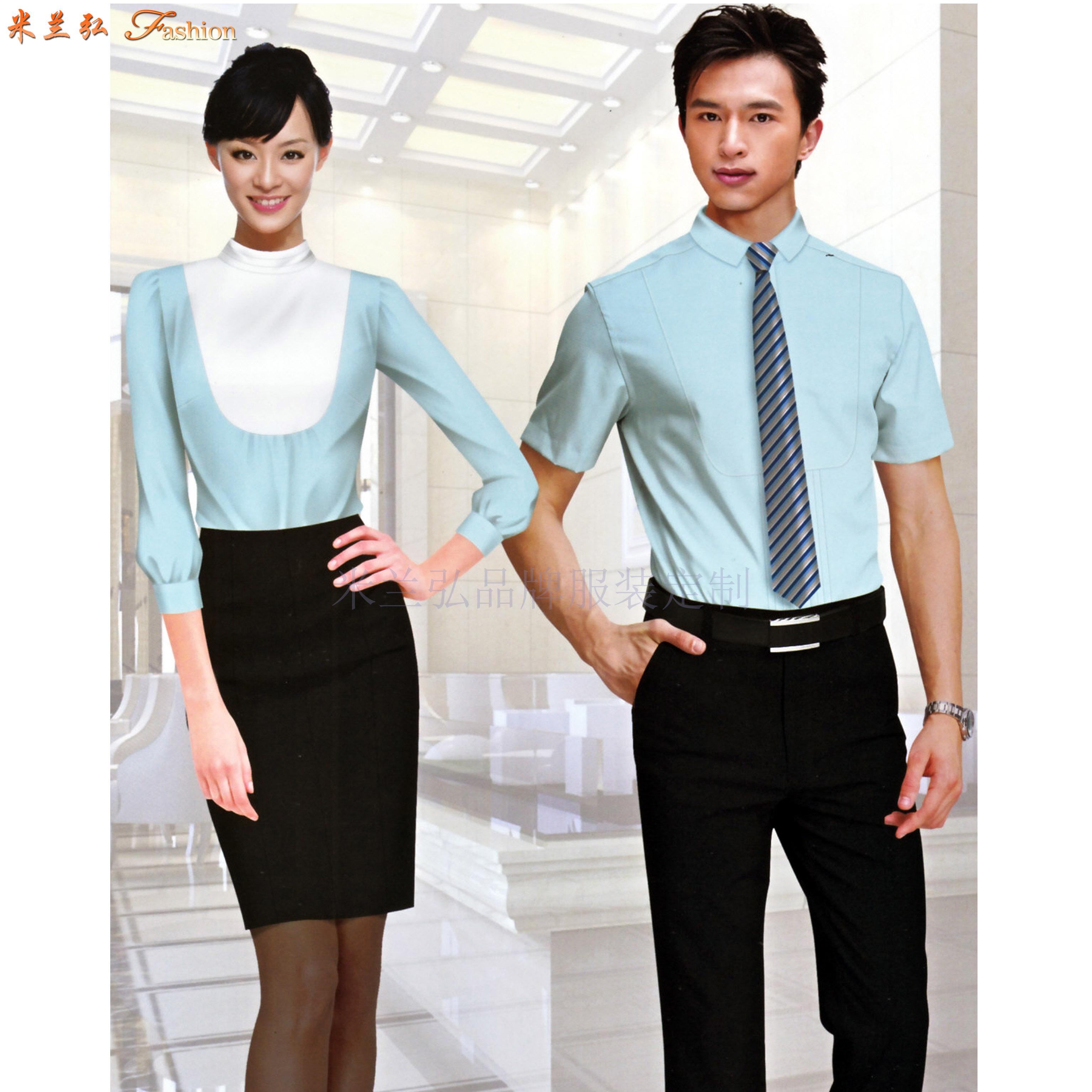「河北衬衫定制」「石家庄衬衫定做」衬衫订制厂家-米兰弘-3