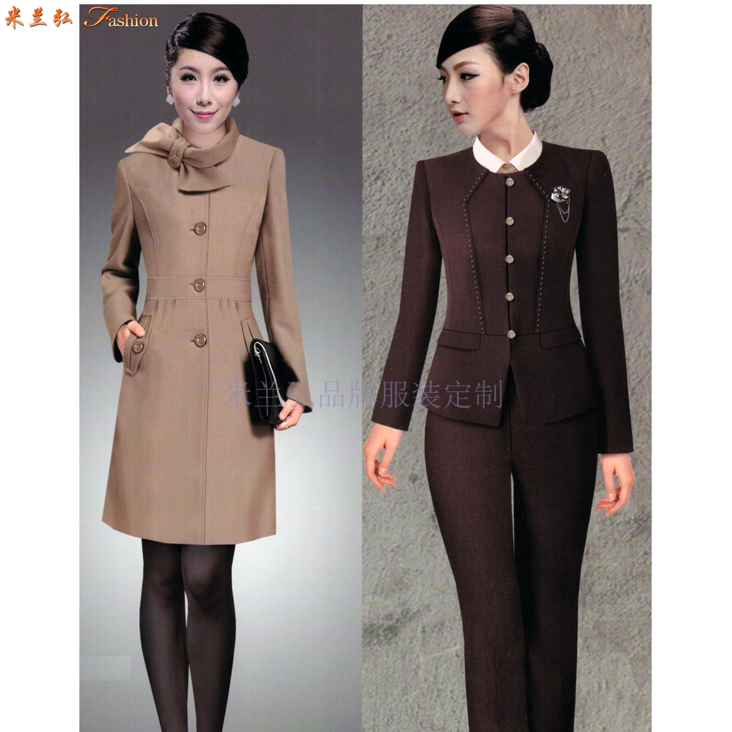 「河北大衣定制」「保定市大衣订做」推荐厚实暖和米兰弘服装-5