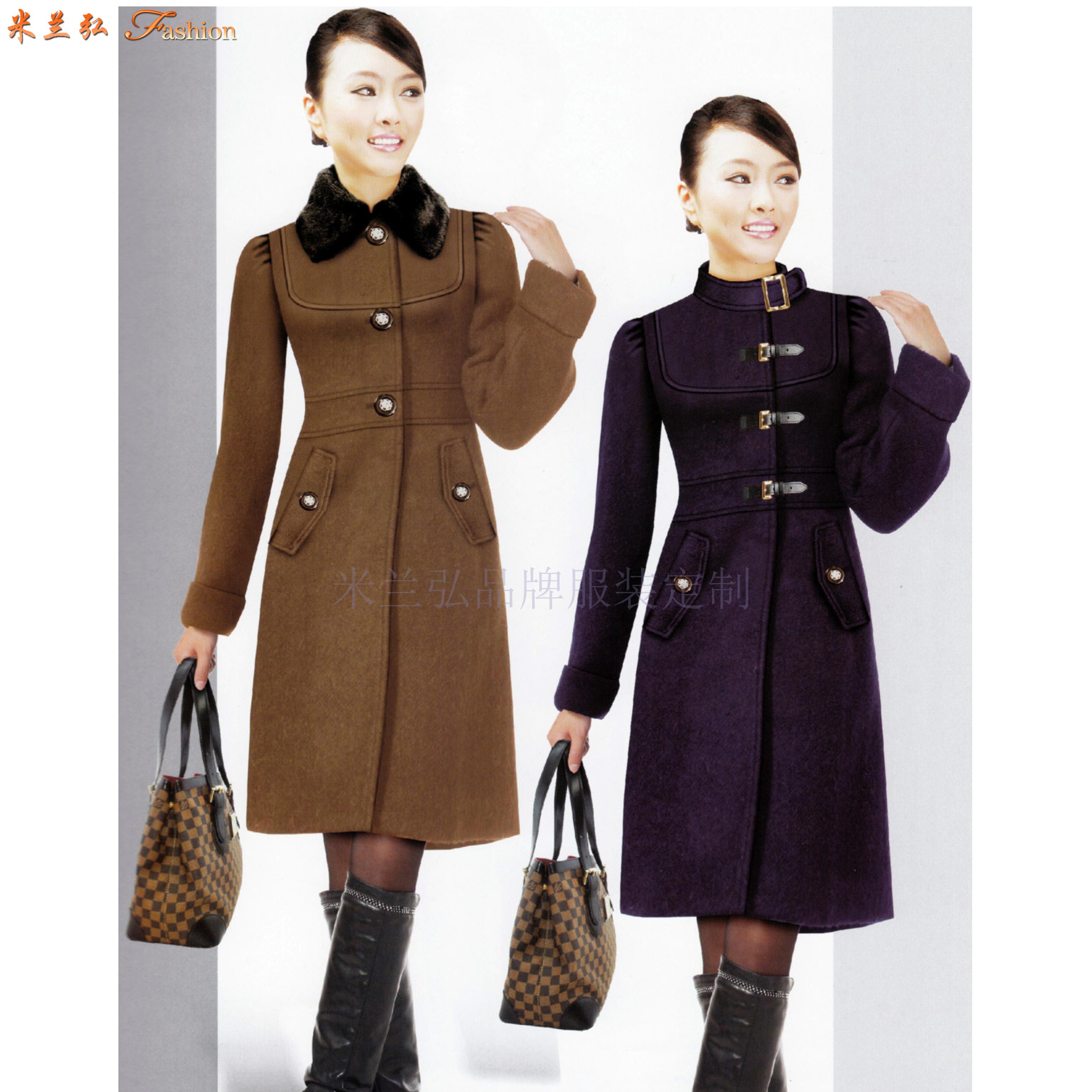 「河北大衣」承德市定制羊毛商務大衣的貨真價實公司-米蘭弘服裝-4