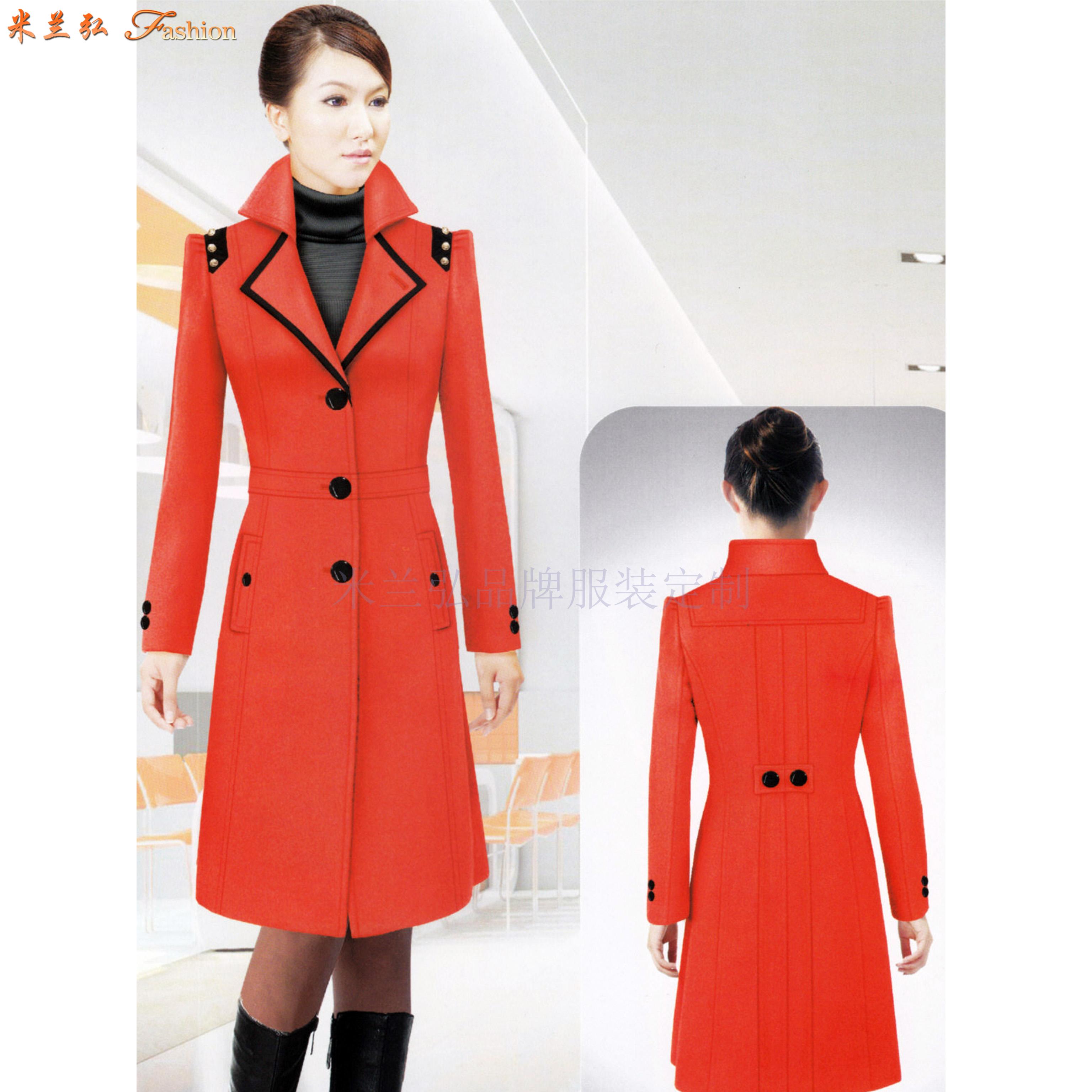 「河北大衣」承德市定制羊毛商務大衣的貨真價實公司-米蘭弘服裝-5