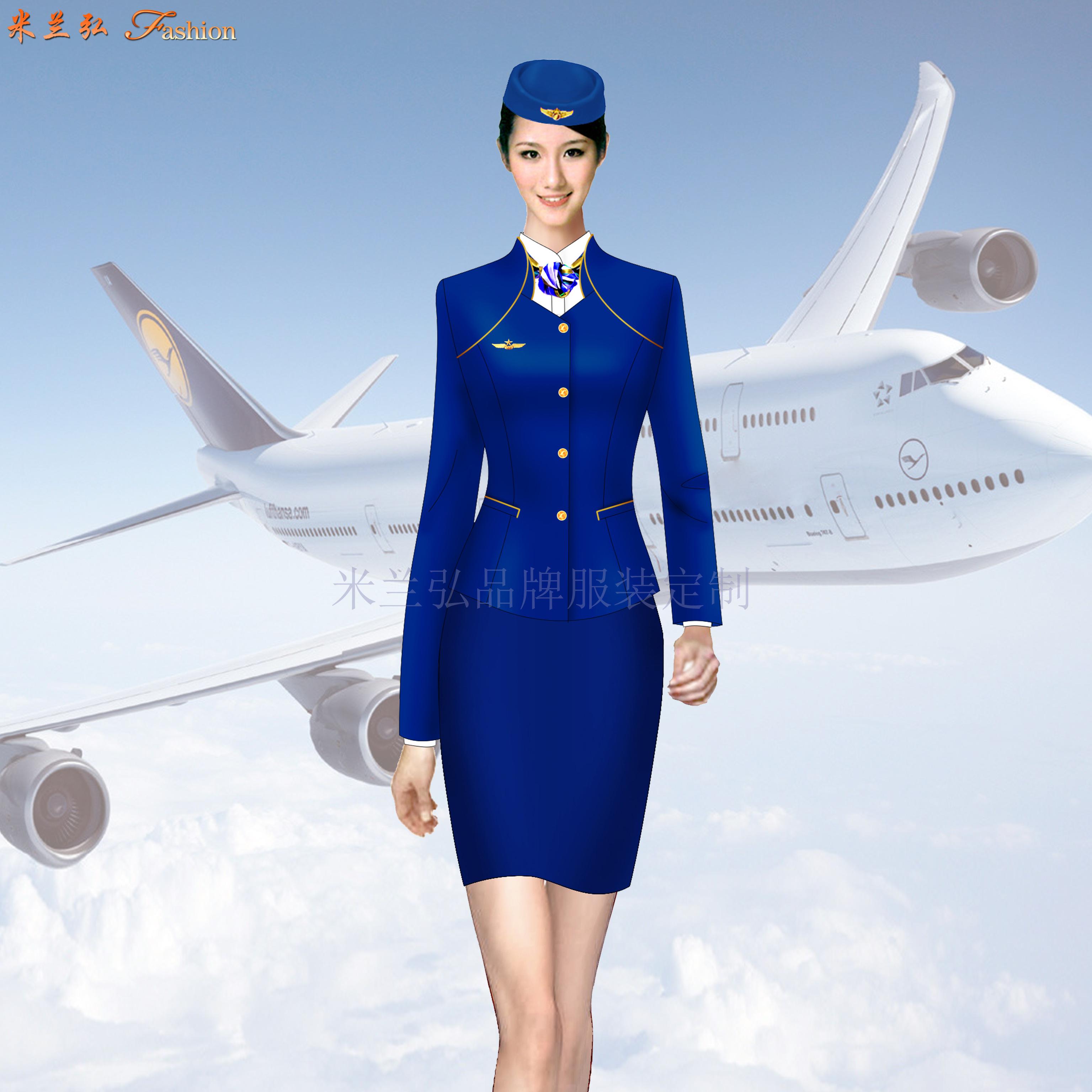 成都空姐服定制-空姐服设计制作公司-米兰弘服装-5