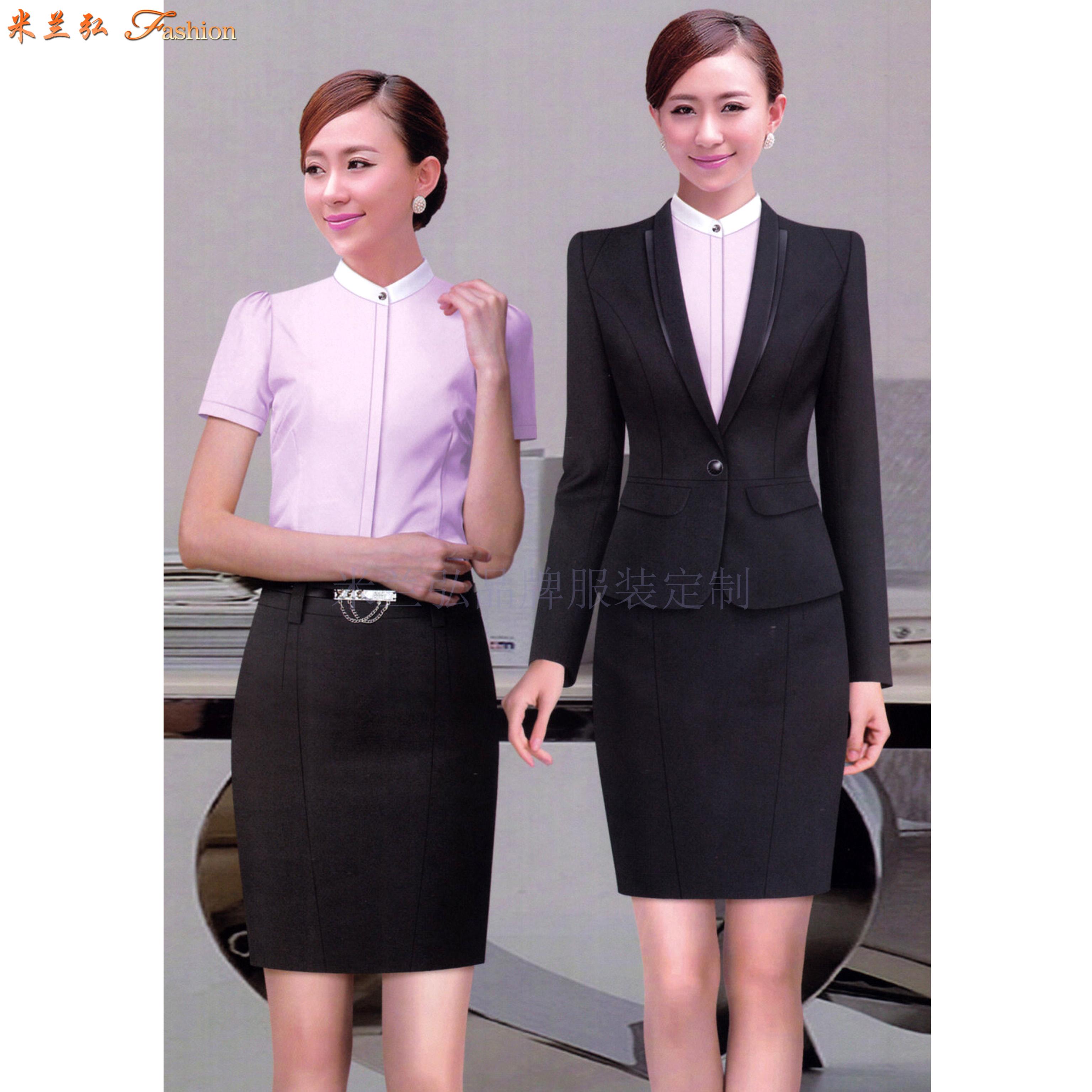 江西西服定制-品牌羊毛西服訂做價格-米蘭弘服裝-3