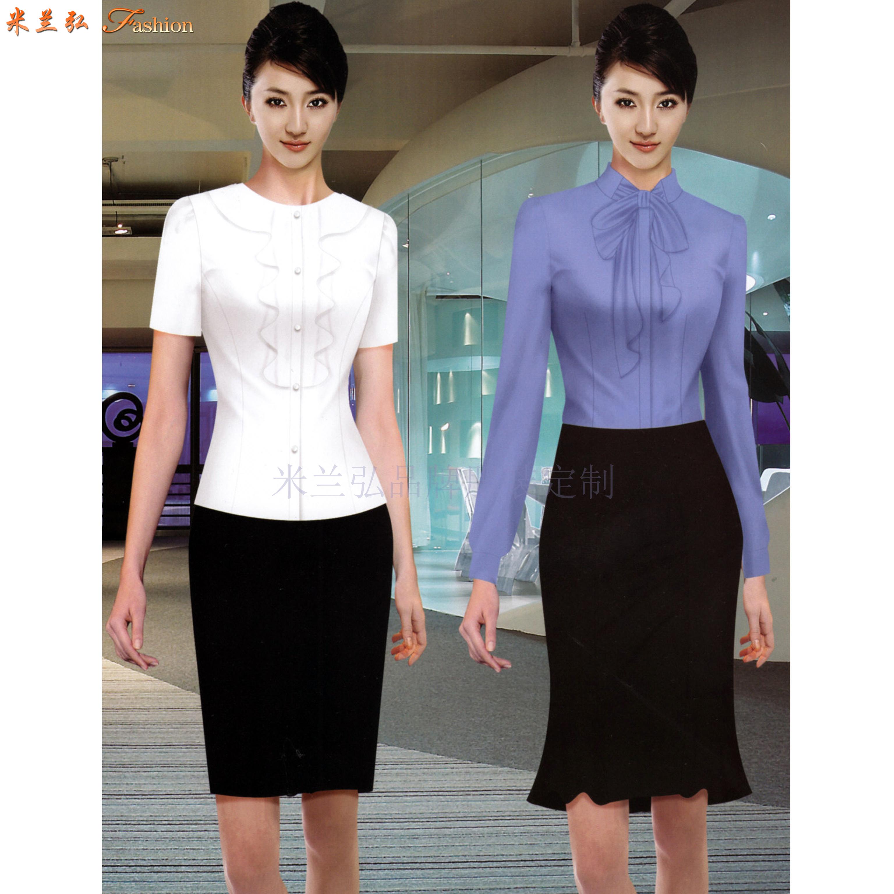 江西定制襯衫-定做免燙襯衫品牌-米蘭弘服裝-2