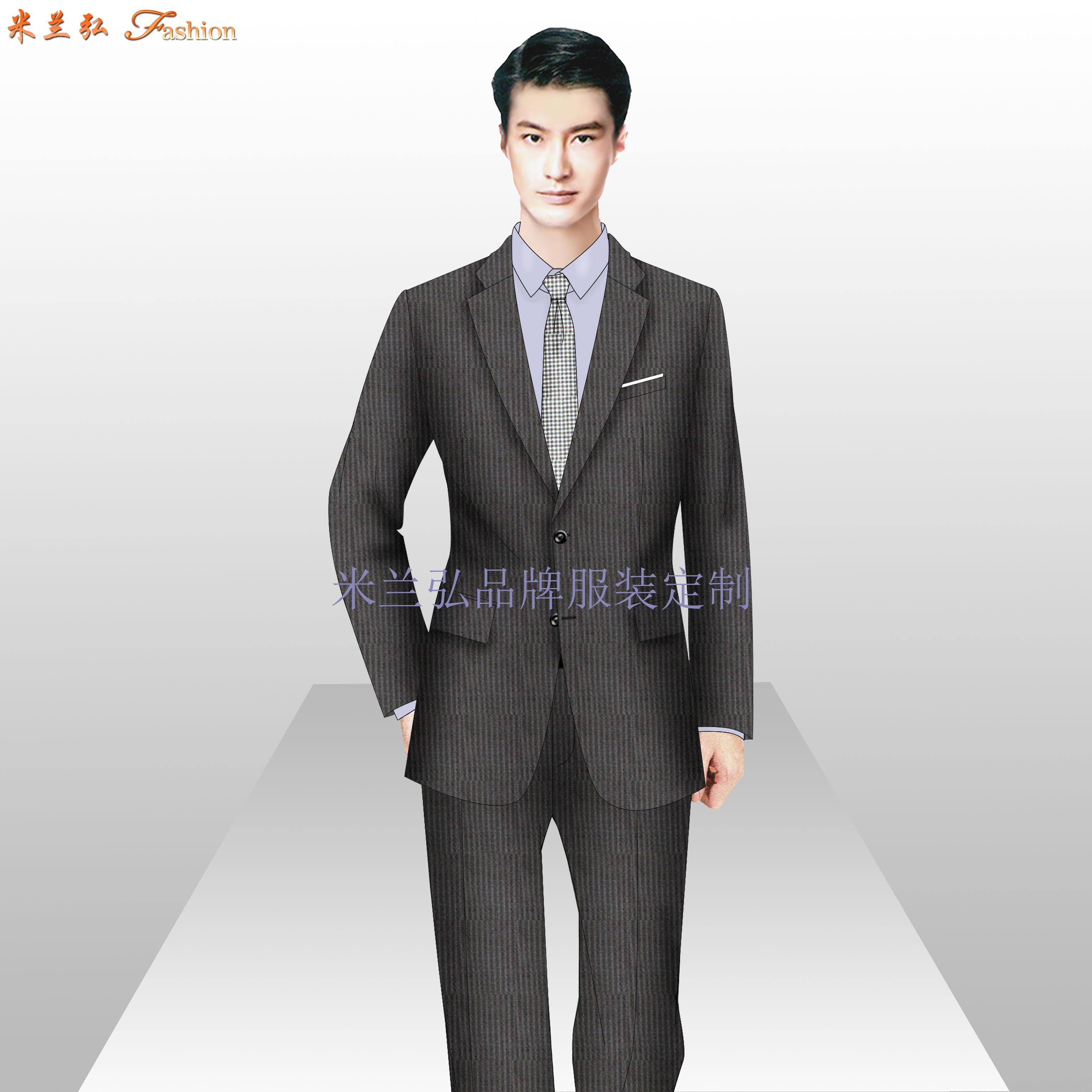 北京西服訂做_北京西服定制_北京西裝定做-米蘭弘服裝-5