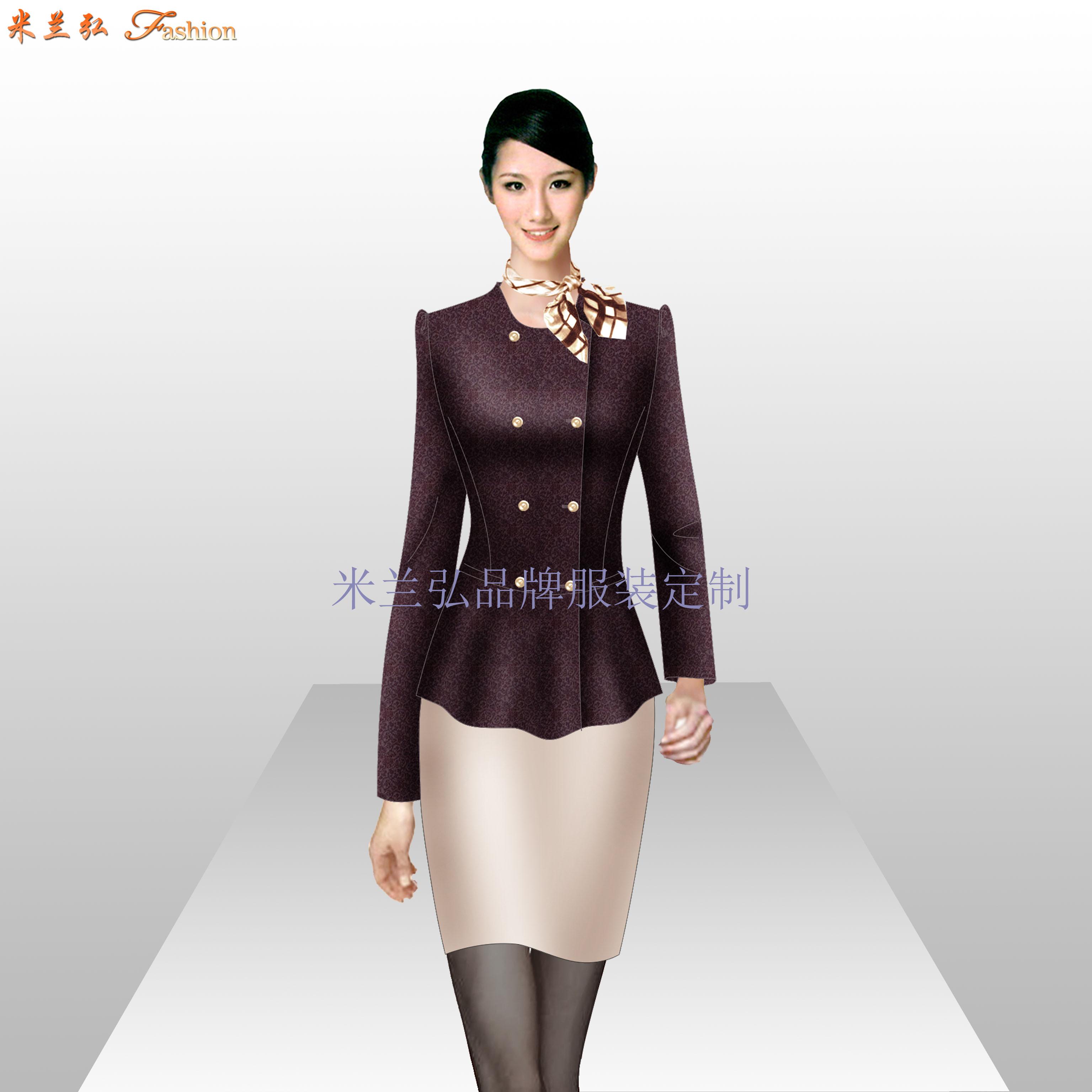 Ladiessuit女士西服套装时尚新款-蓝冠注册厂家-1