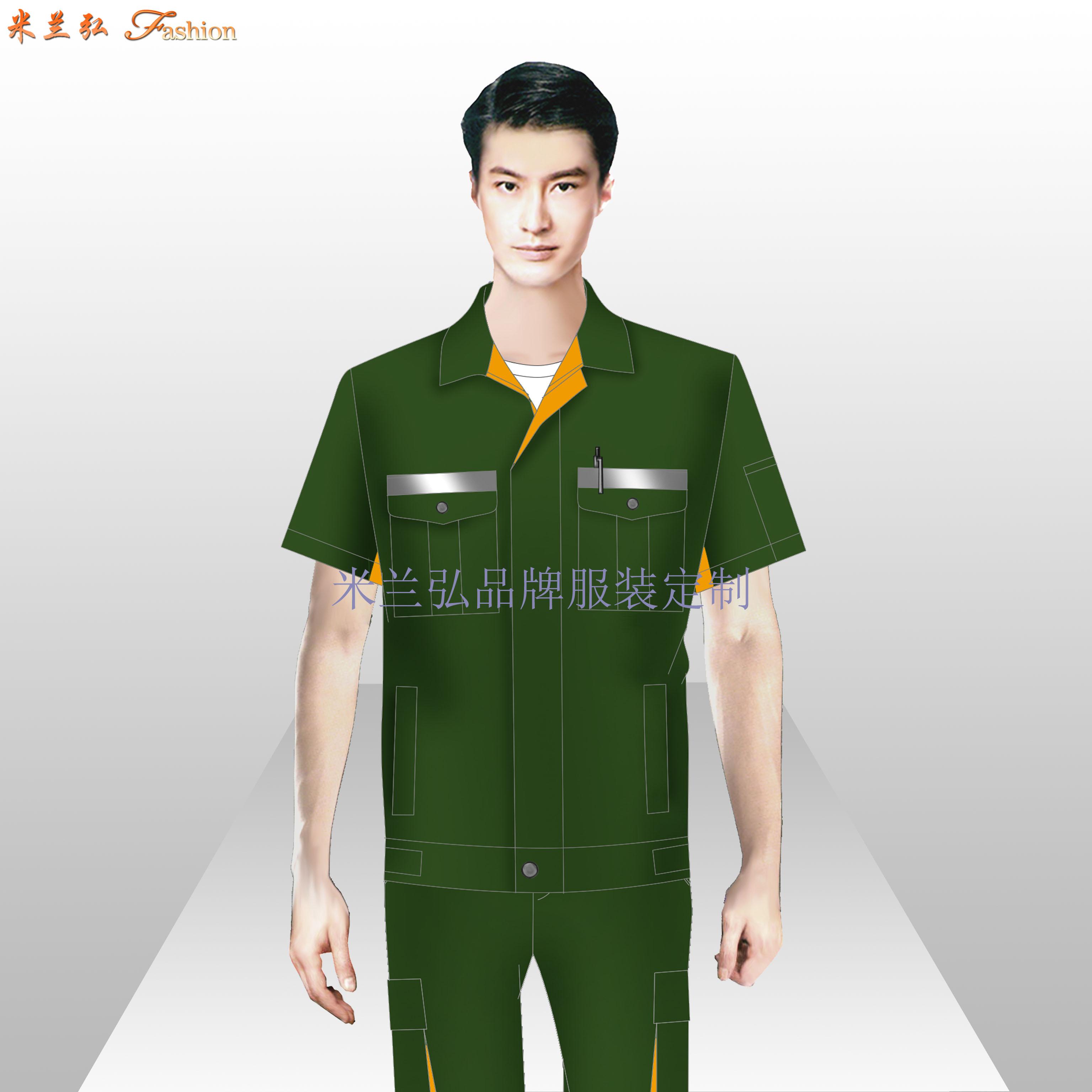 山西工作服,山西物美价廉工作服批发定做工厂-3