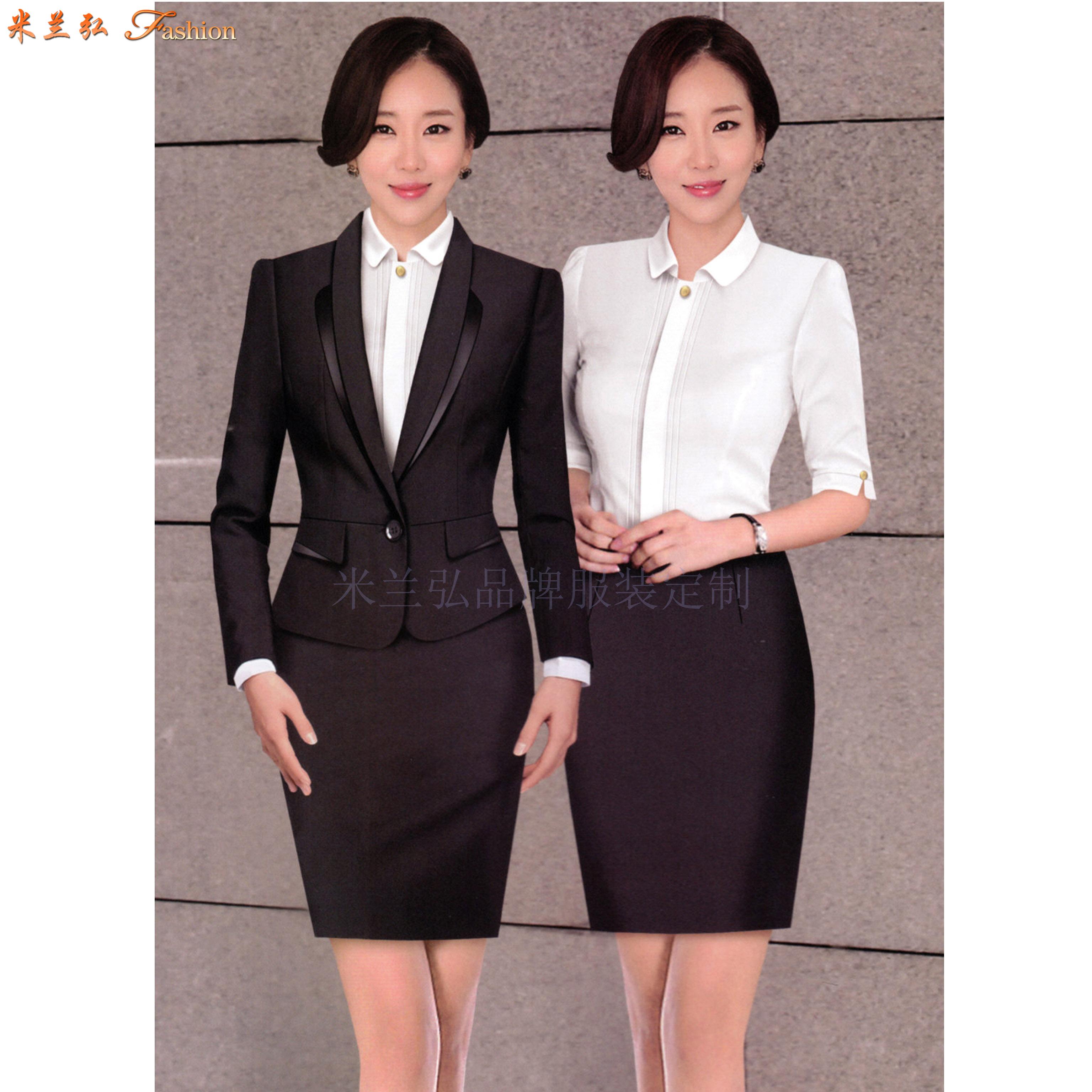 山西职业装厂家,山西时尚职业装定做厂家-5