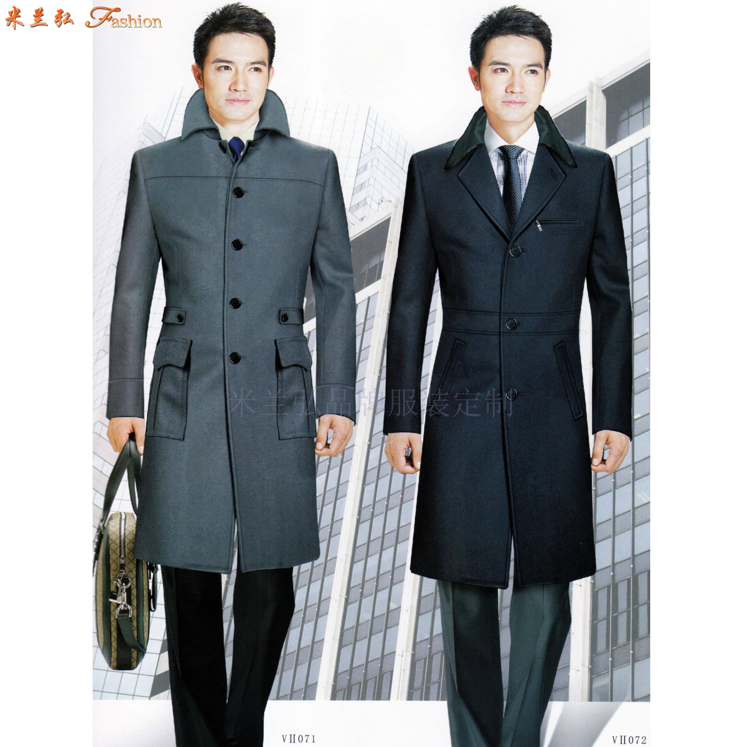 山西呢子大衣,山西羊毛呢子男女士大衣定做品牌-3