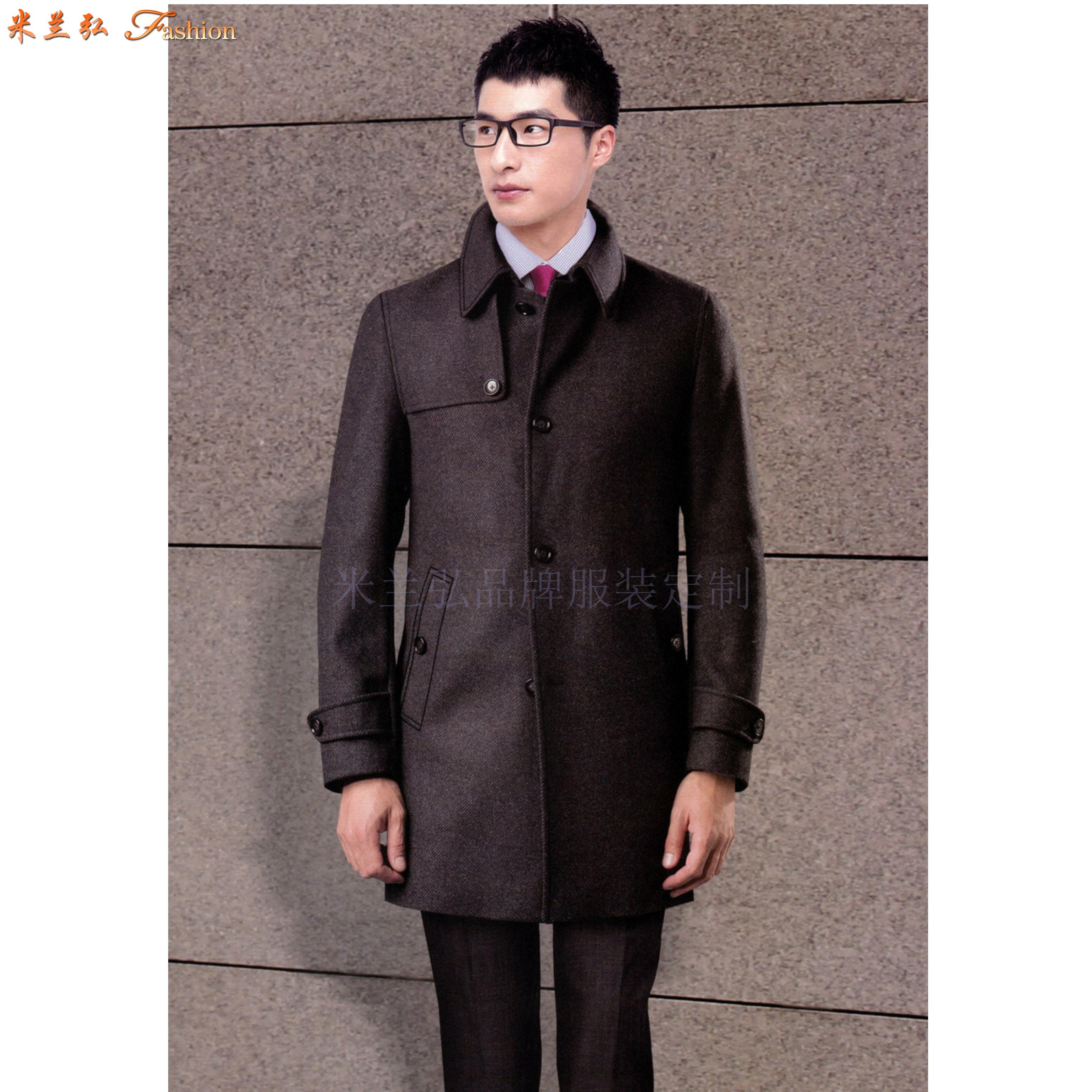 山西呢子大衣,山西羊毛呢子男女士大衣定做品牌-5