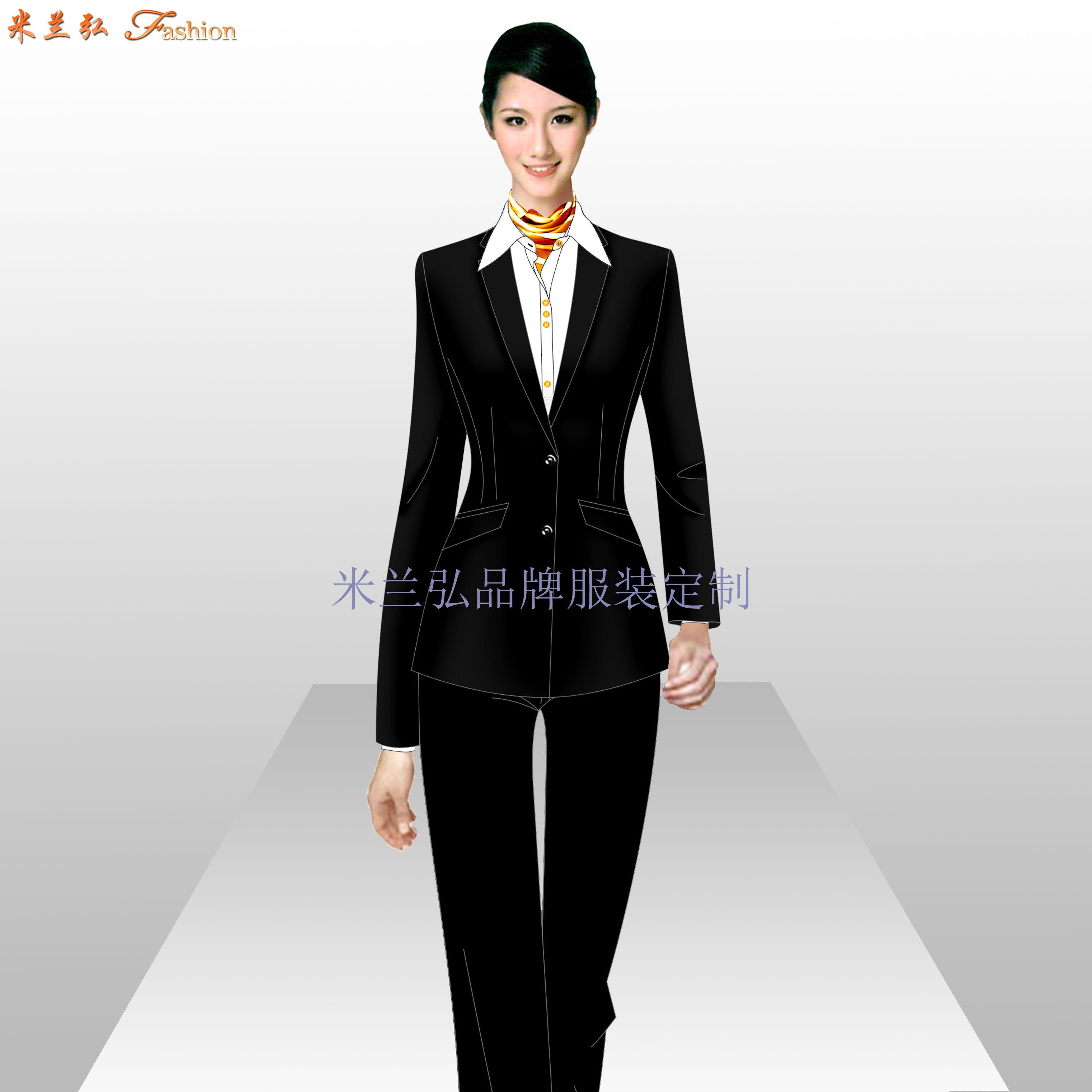 太原正装定制,太原女士职业装订做-蓝冠注册厂家-2