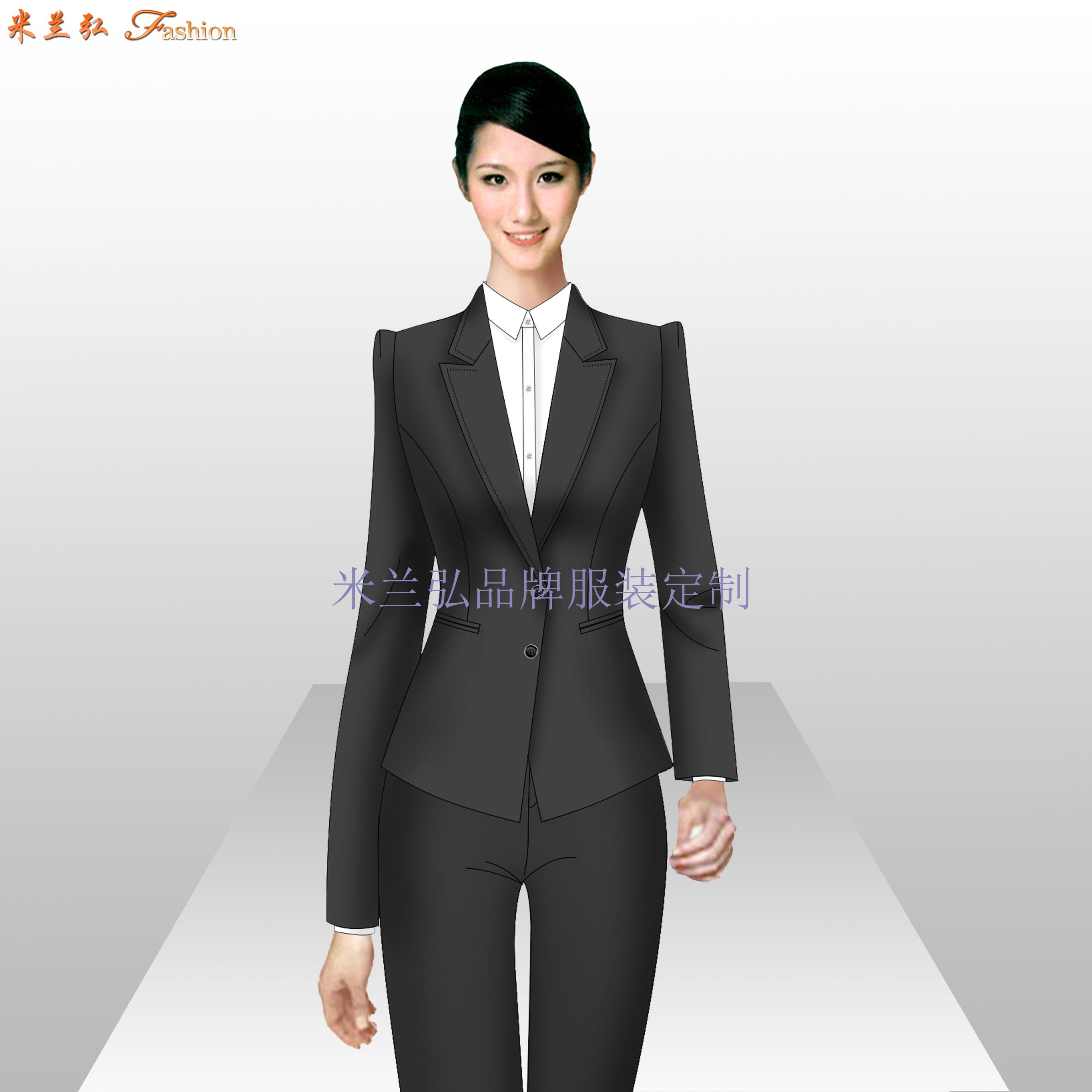 太原正装定制,太原女士职业装订做-蓝冠注册厂家-3