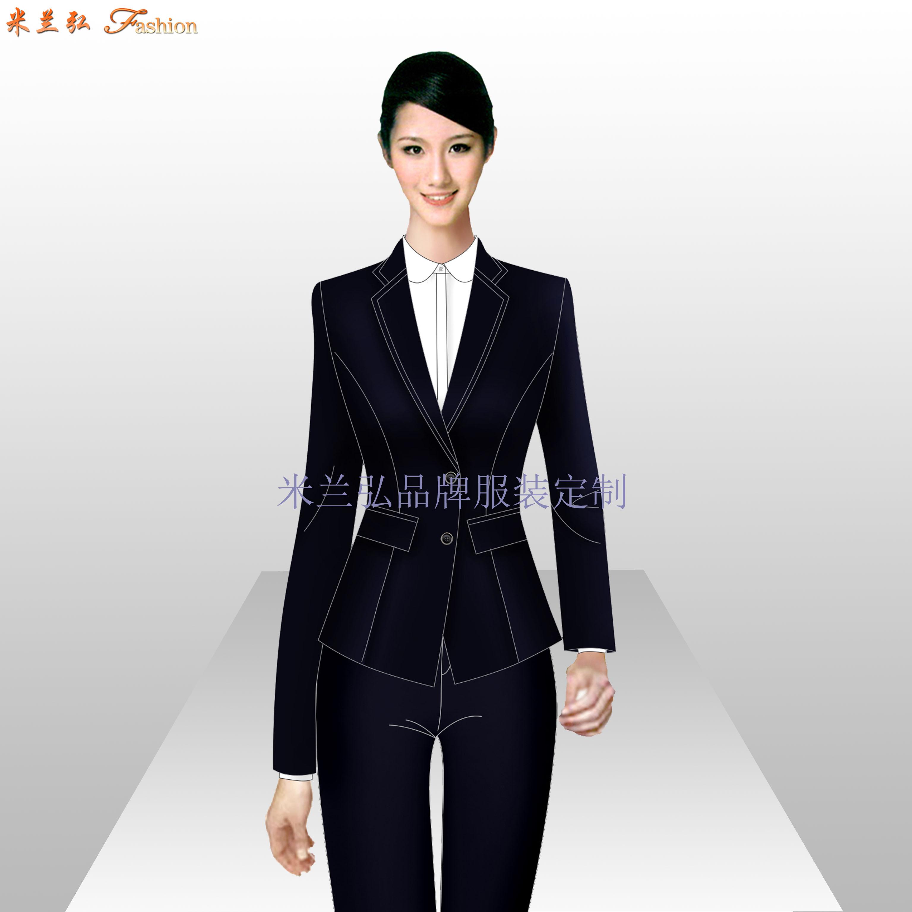 太原正装定制,太原女士职业装订做-蓝冠注册厂家-4