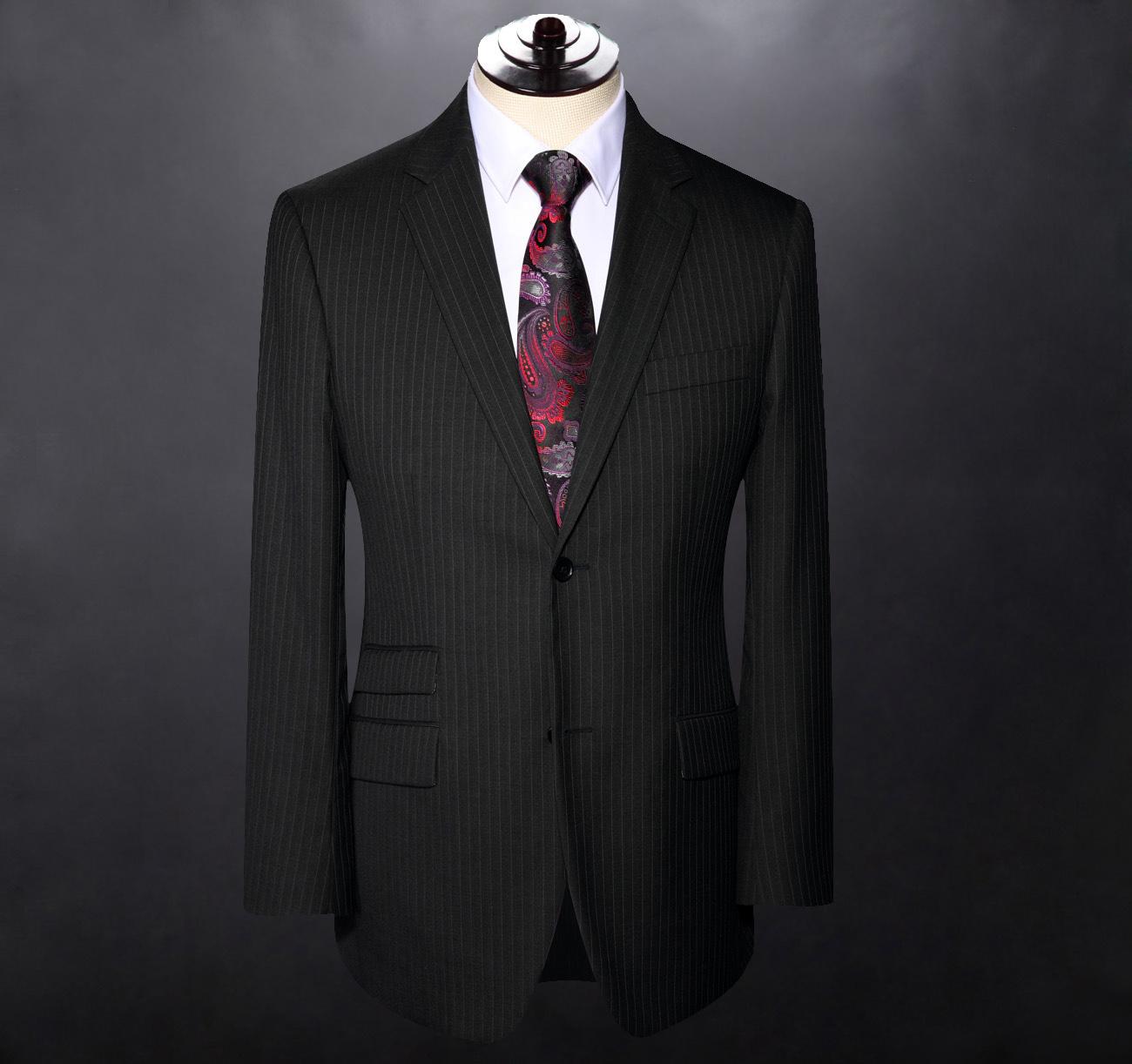 定做北京工作服時尚女西服半麻襯西服工作服西服米蘭工作服