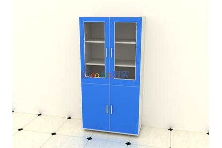 全钢蓝色高柜