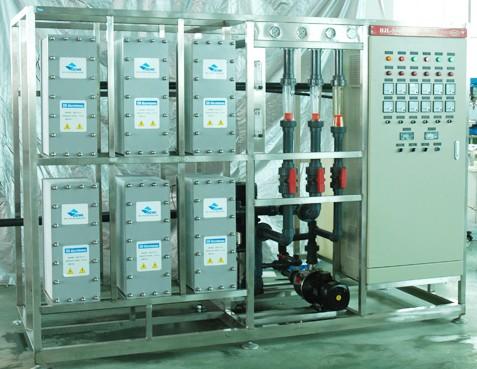 工业反渗透EDI超纯水设备-工业EDI电除盐系统-14434R126-0